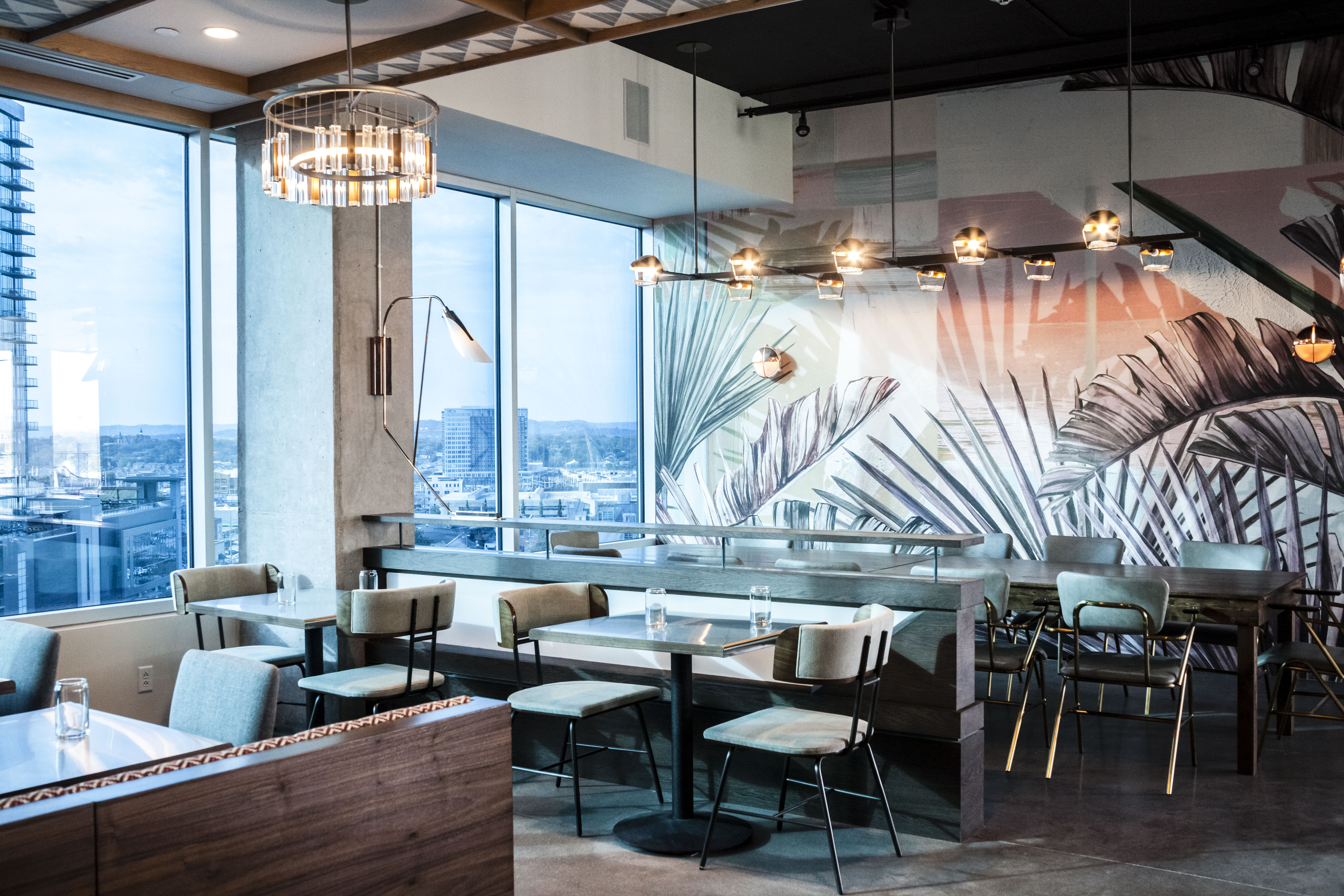 Take a First Look at L.A. Jackson, the Rooftop Bar Nashville\'s Been ...