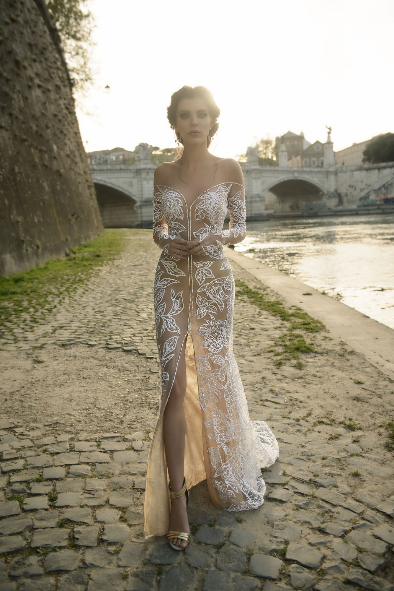 Israeli Designers Prove Wedding Dresses Arent Just For Brides - Star Wedding Dress