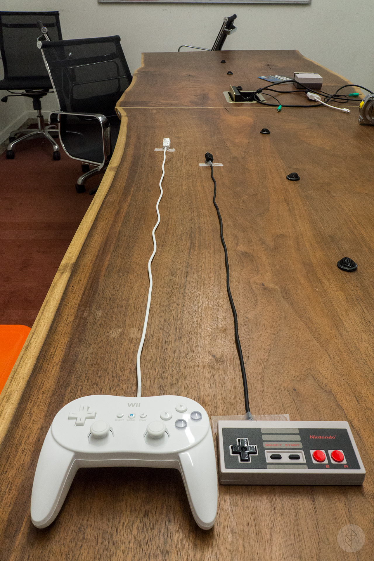 The Mini Nes Classic Edition Controllers Cable Is Much Wii Component Schematic Length Of More Similar Here