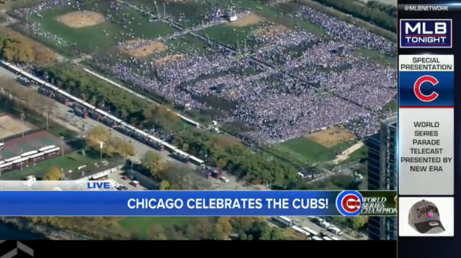 Cubs parade live updates and highlights from World Series