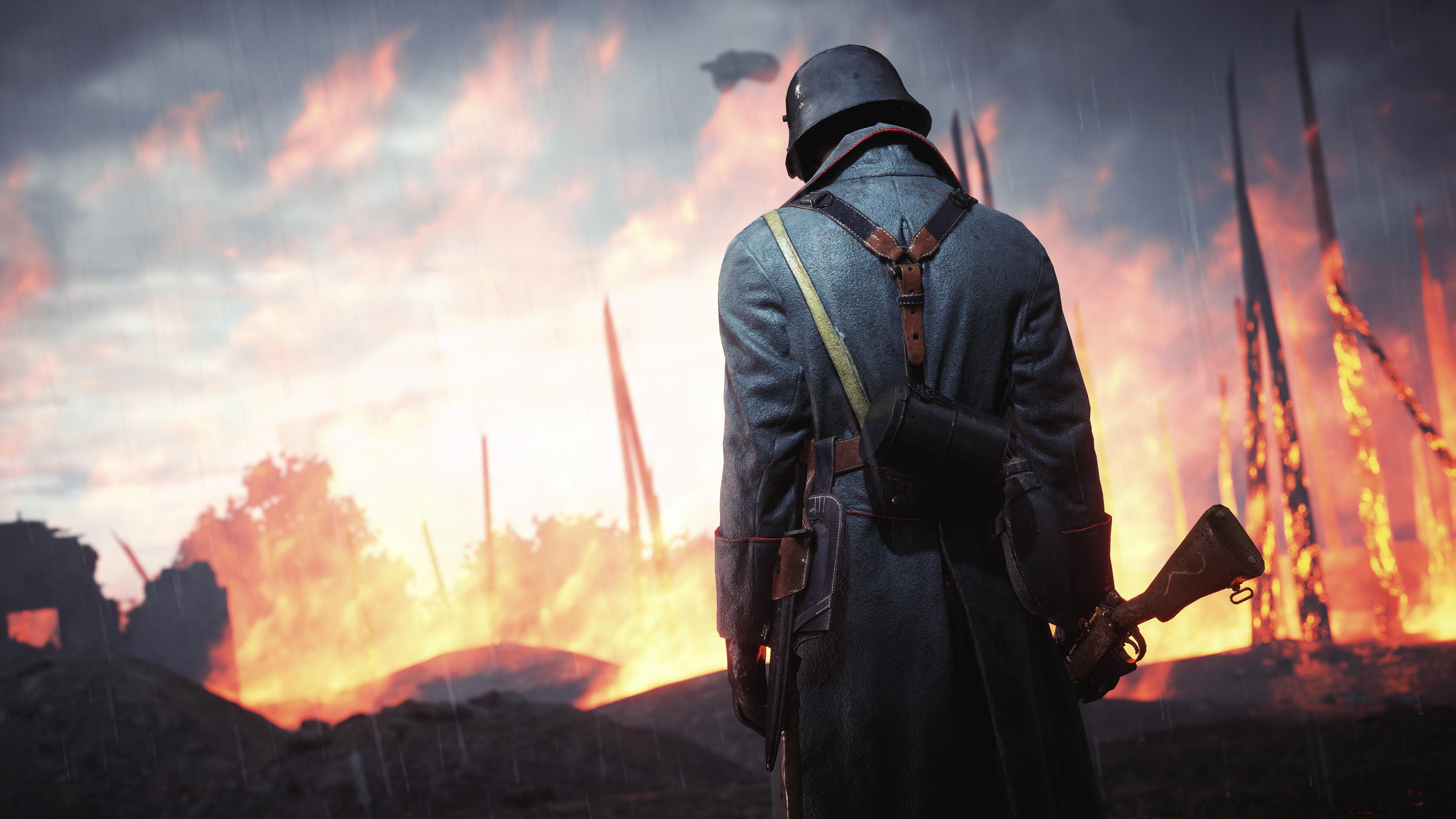 Battlefield 1 Is An Anti War Message Trapped In A Best
