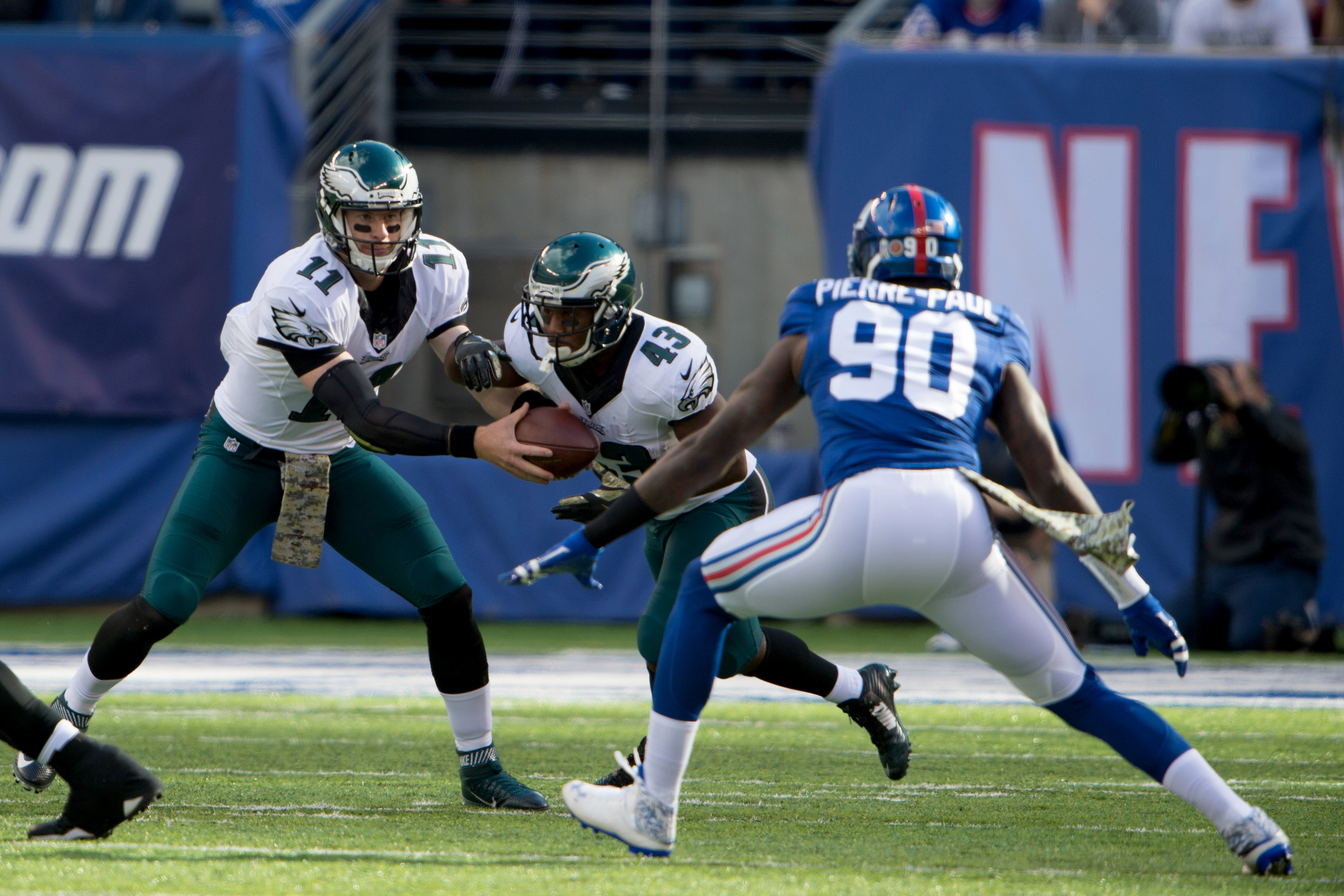 Giants vs. Eagles, All-22 review: What can we learn from a ...