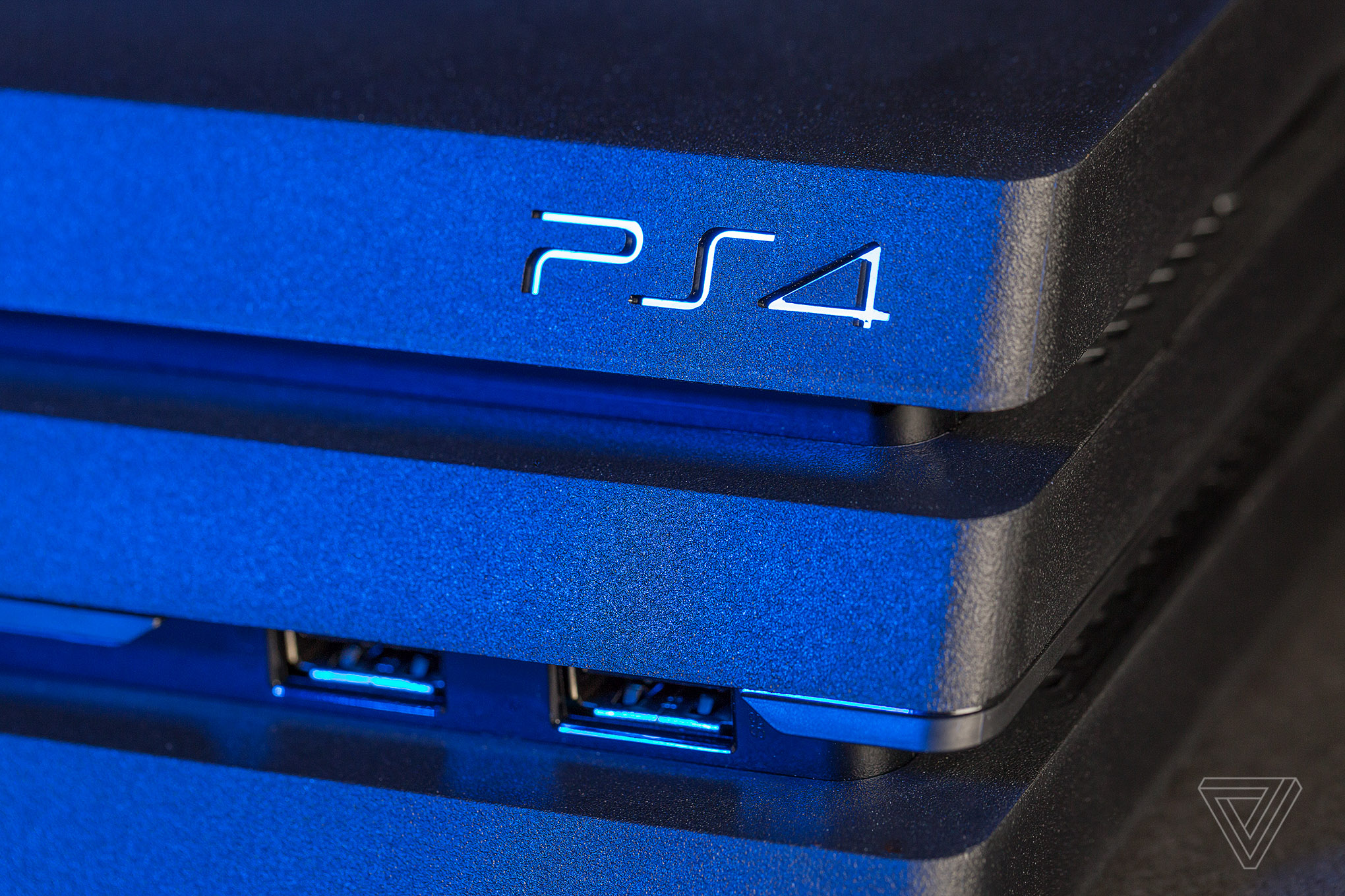 playstation 4 pro review 4k gaming is here the verge. Black Bedroom Furniture Sets. Home Design Ideas