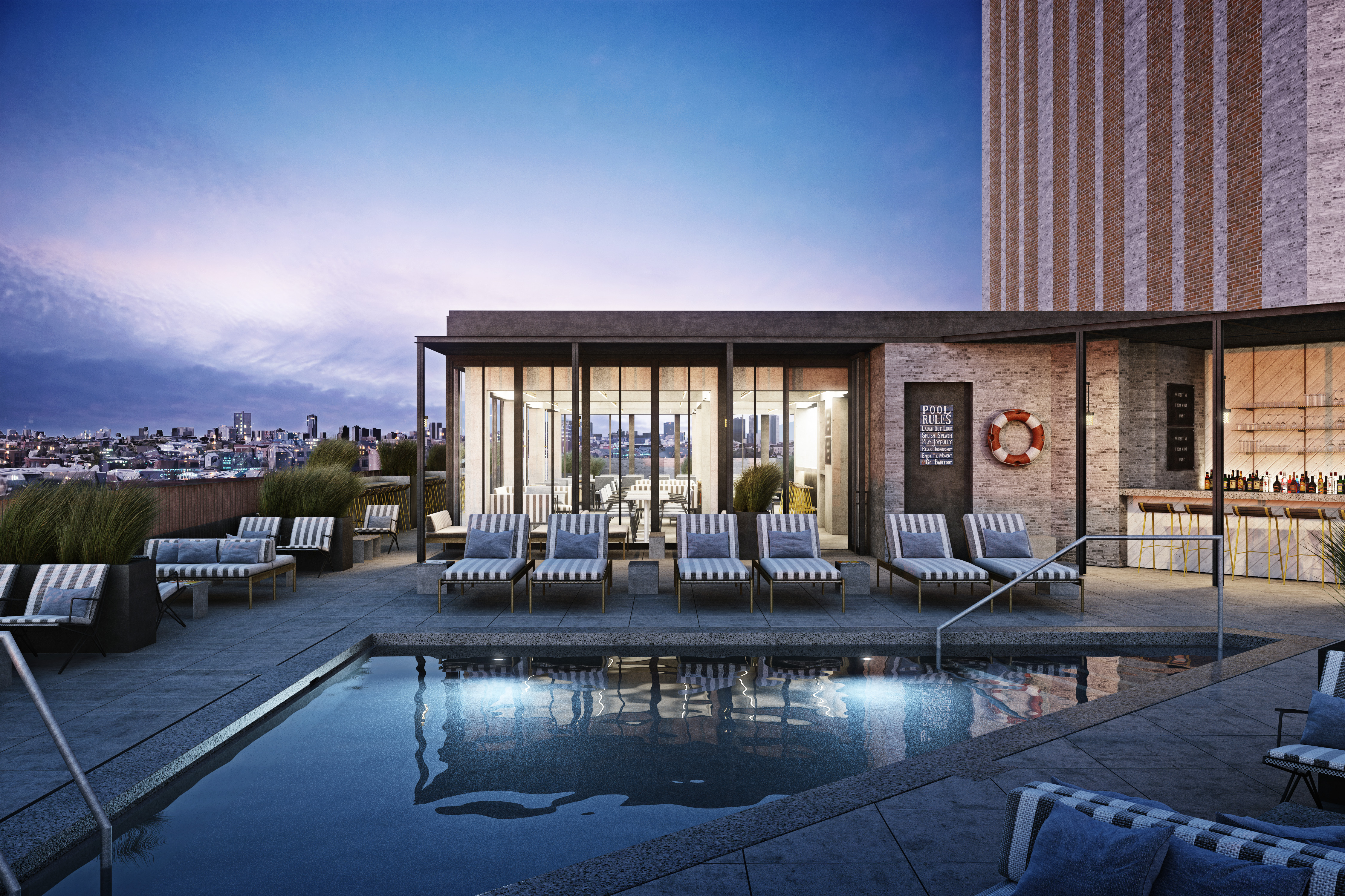 Wicker Park Hotel Restaurants Amp Rooftops Revealed Preview