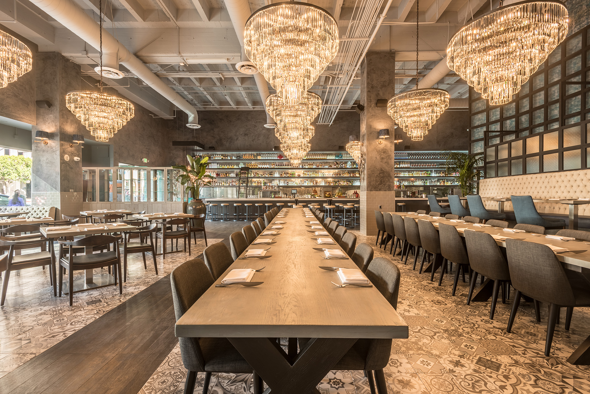 terra cotta stuns koreatown with one seriously gorgeous dining