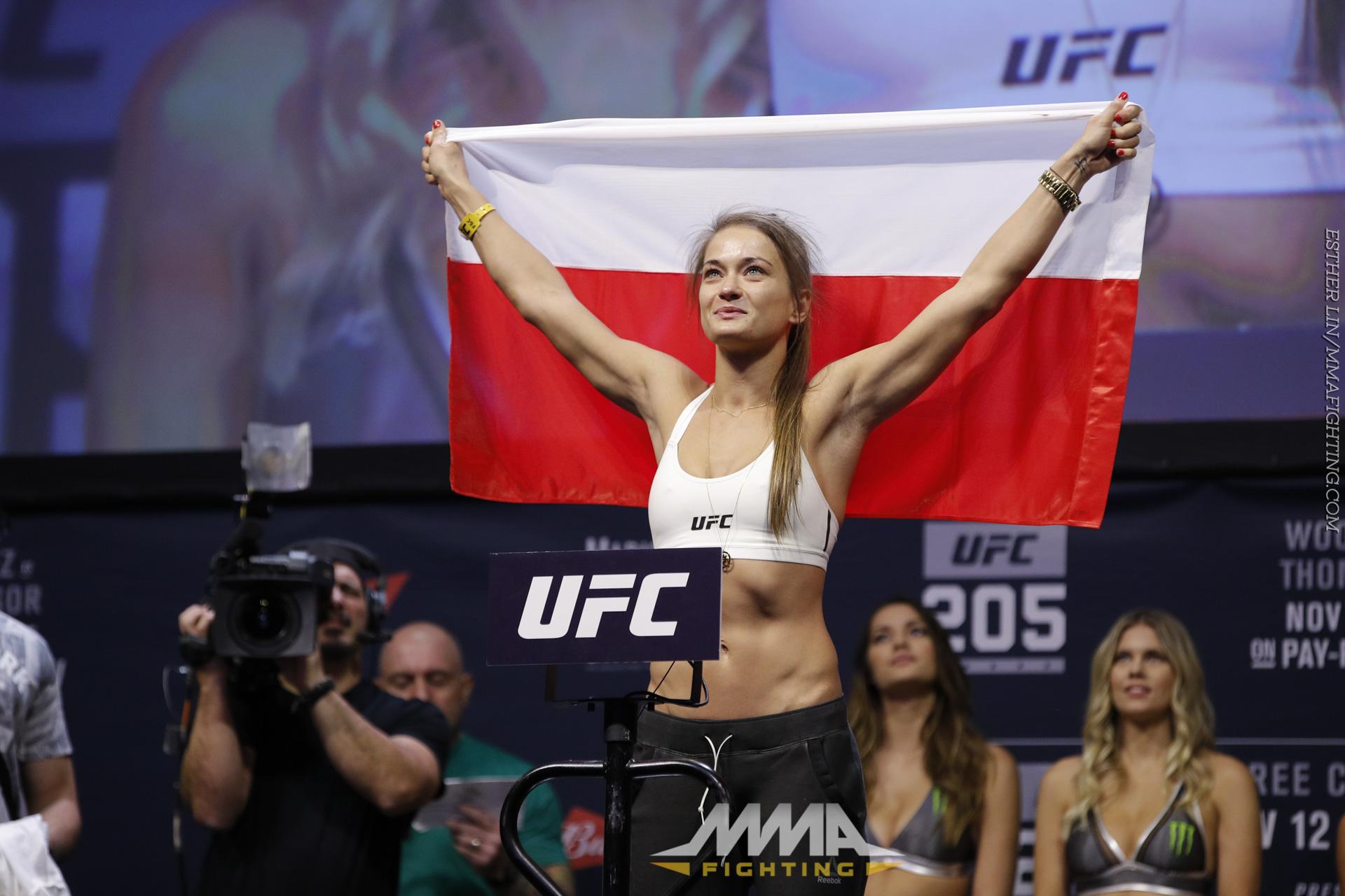 UFC 205 weigh-in photos