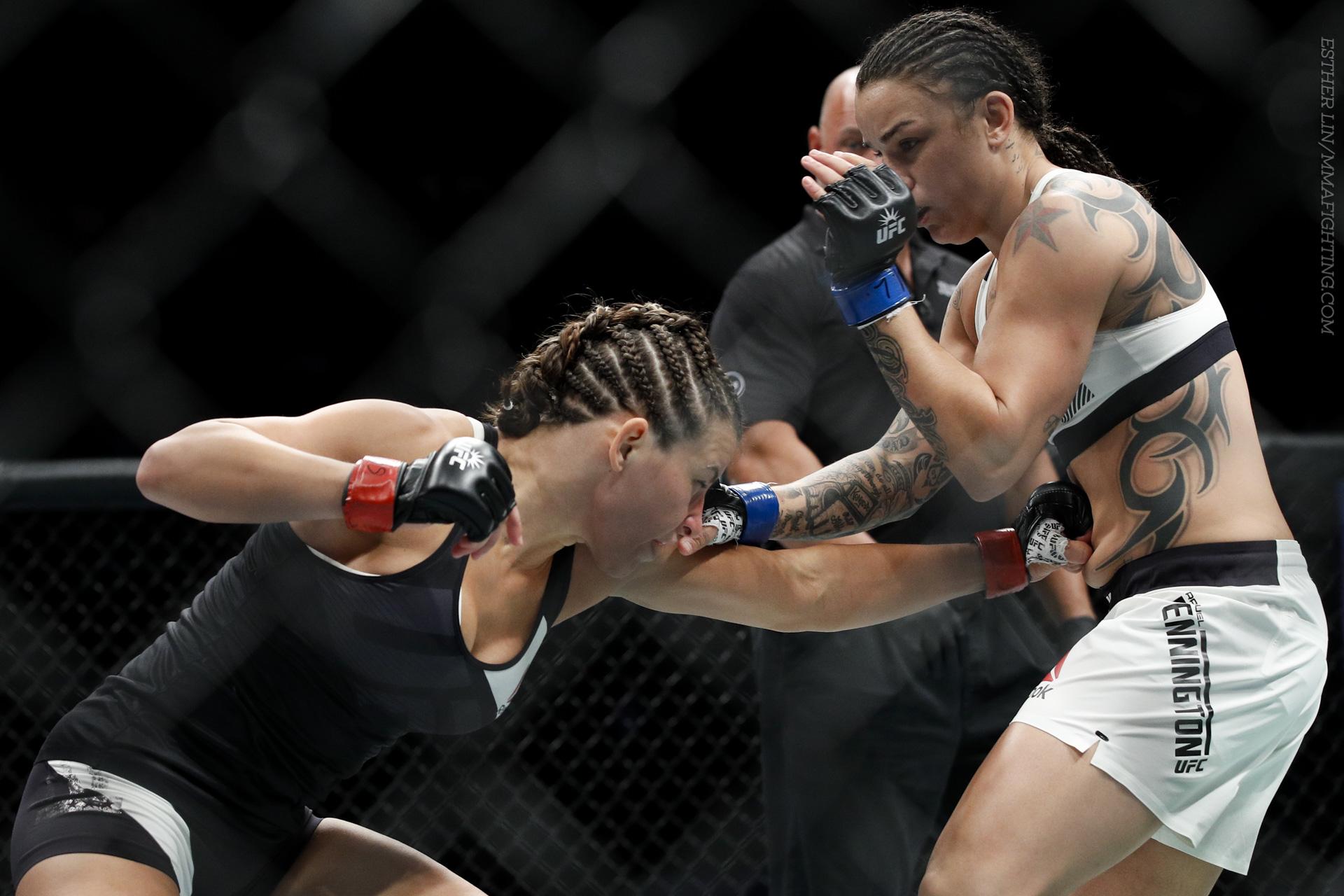 UFC 205 photos