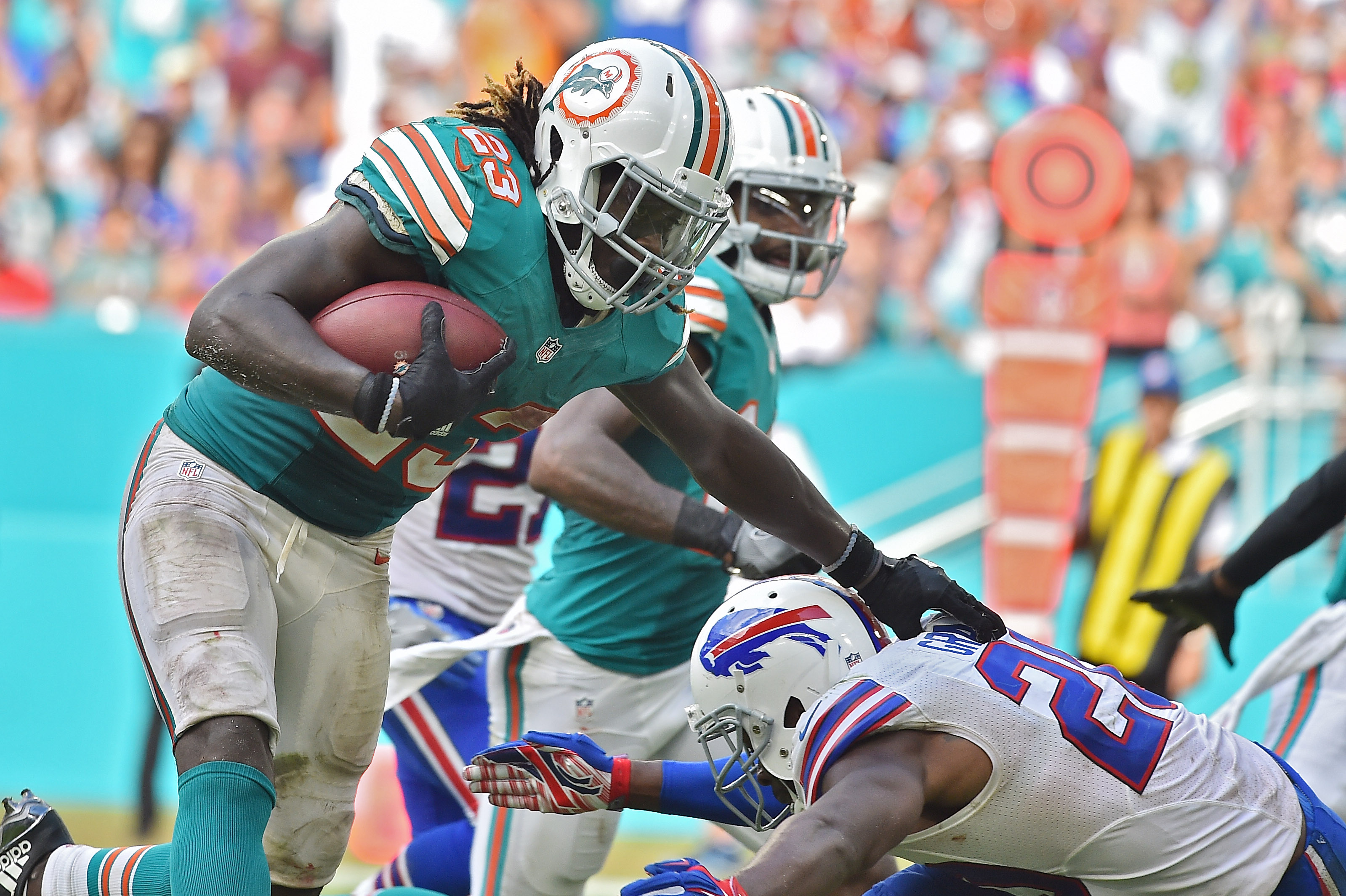 Jay Ajayi on Melvin Gordon That s my brother The Phinsider