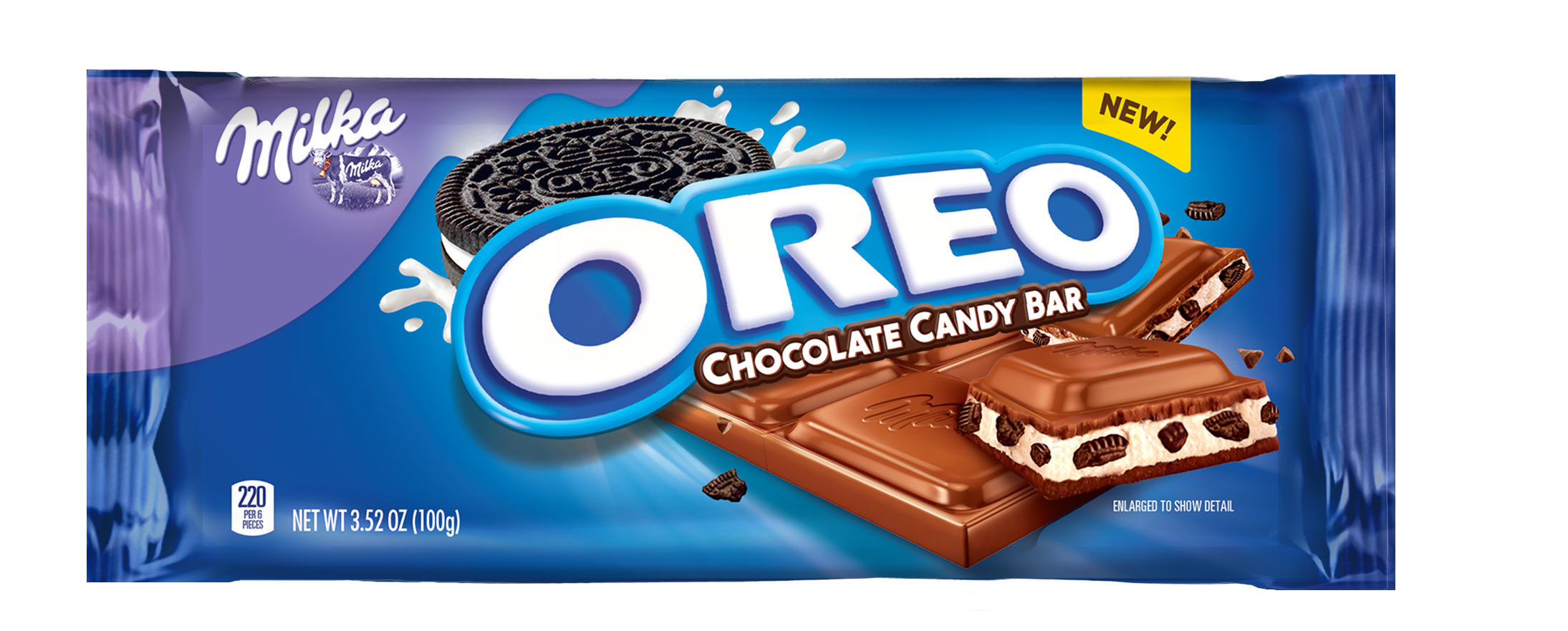 Oreo's Newest Cookie Is a Candy Bar - Eater
