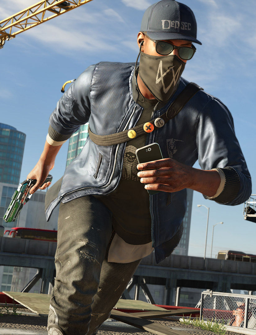 Watch Dogs  Polygon Review