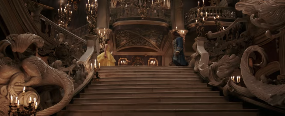 New Trailer Disneys Live Action Beauty And The Beast Looks A Lot