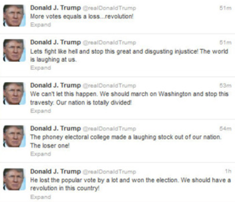 Trump Belatedly Decides To Defend The Electoral College ...