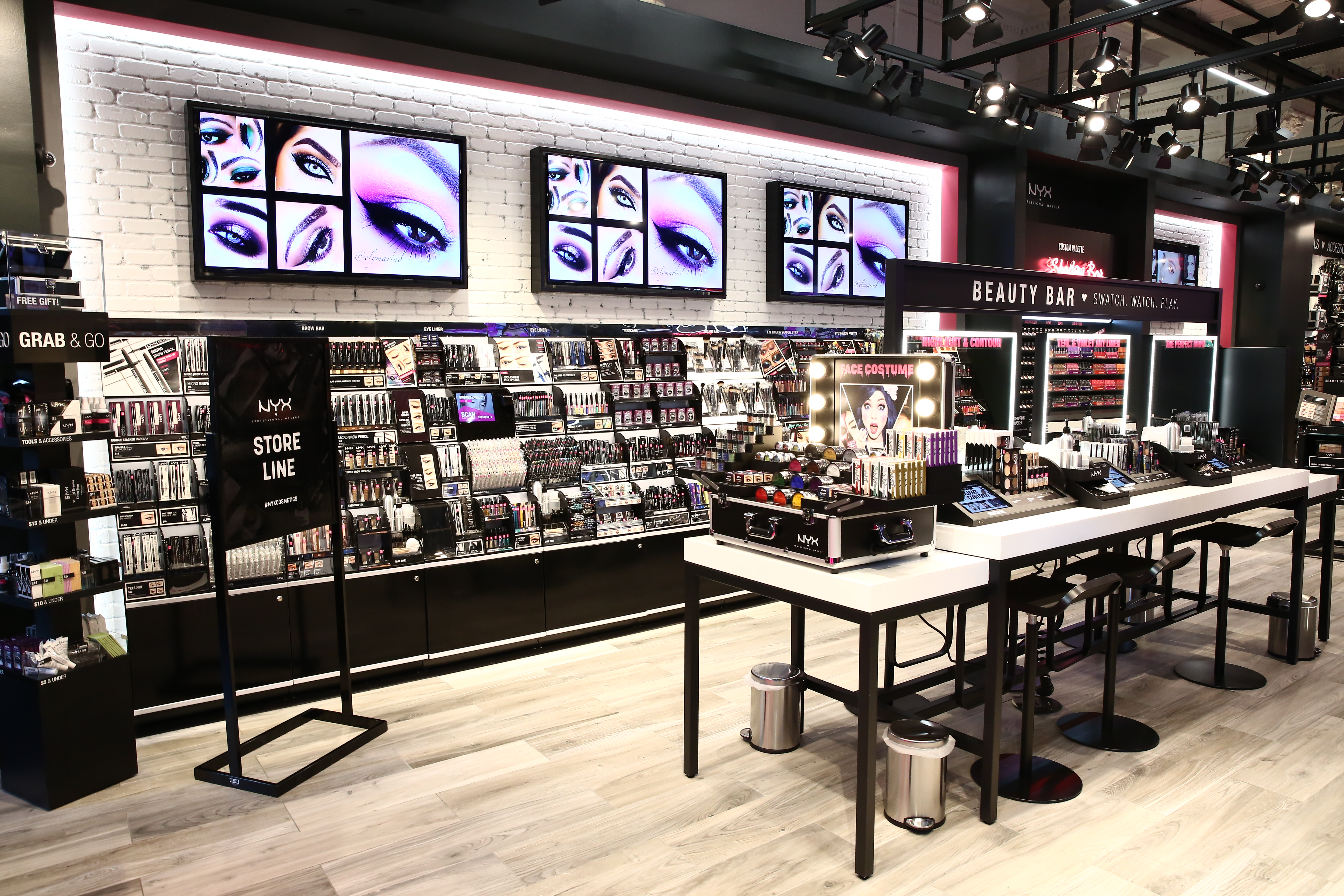 Why Do So Many Beauty Stores Look And Feel The Same Racked