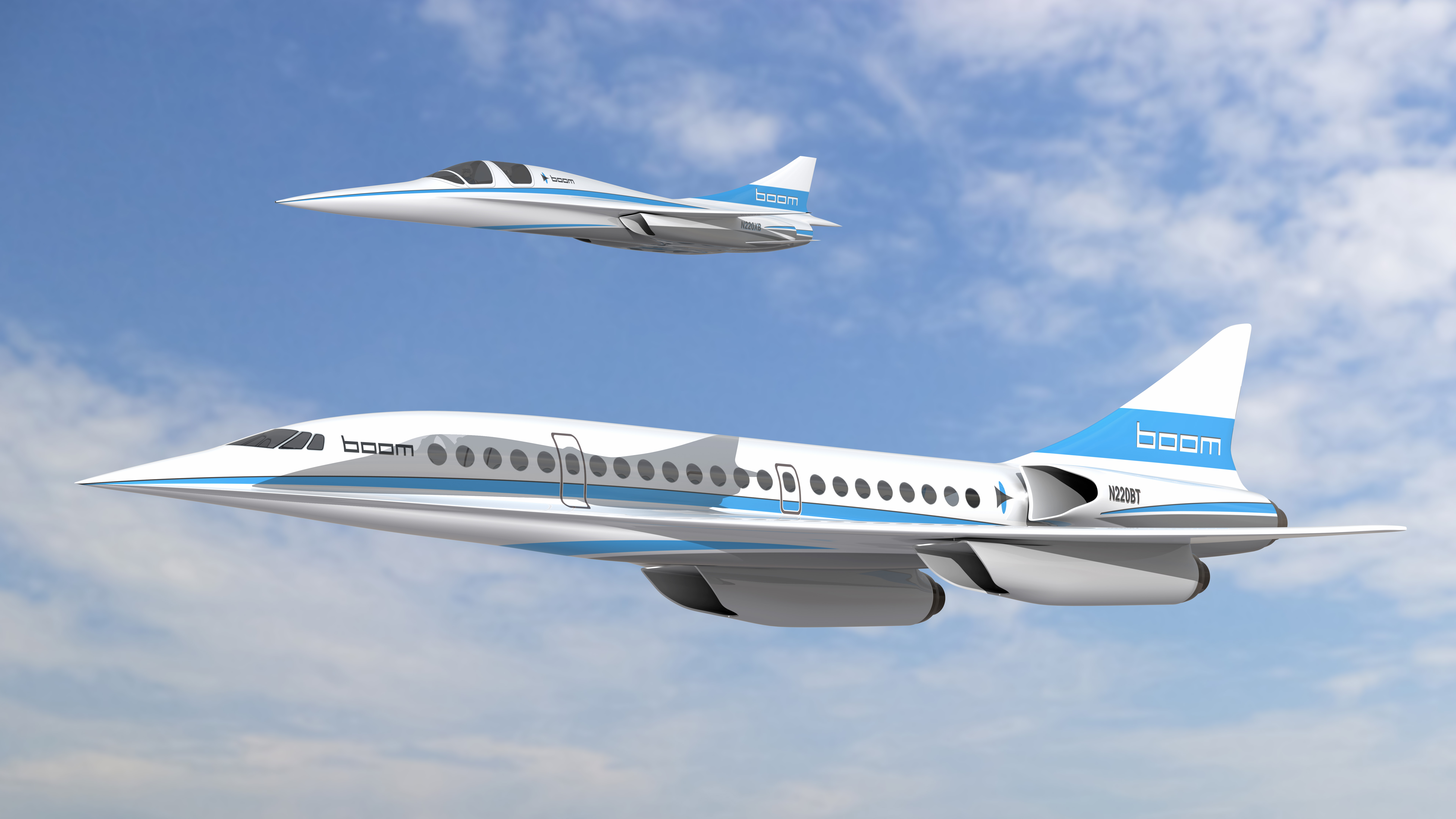 This tiny supersonic jet could be the next generation concorde