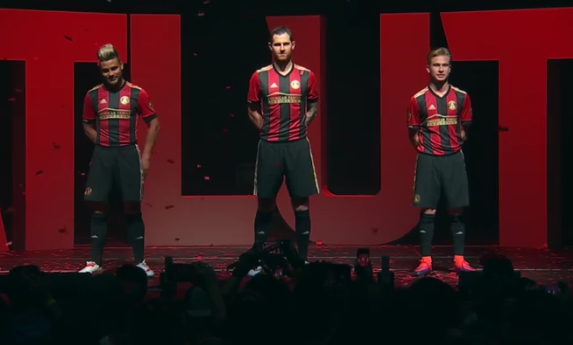 Atlanta United inaugural home kit unveiled - Dirty South Soccer