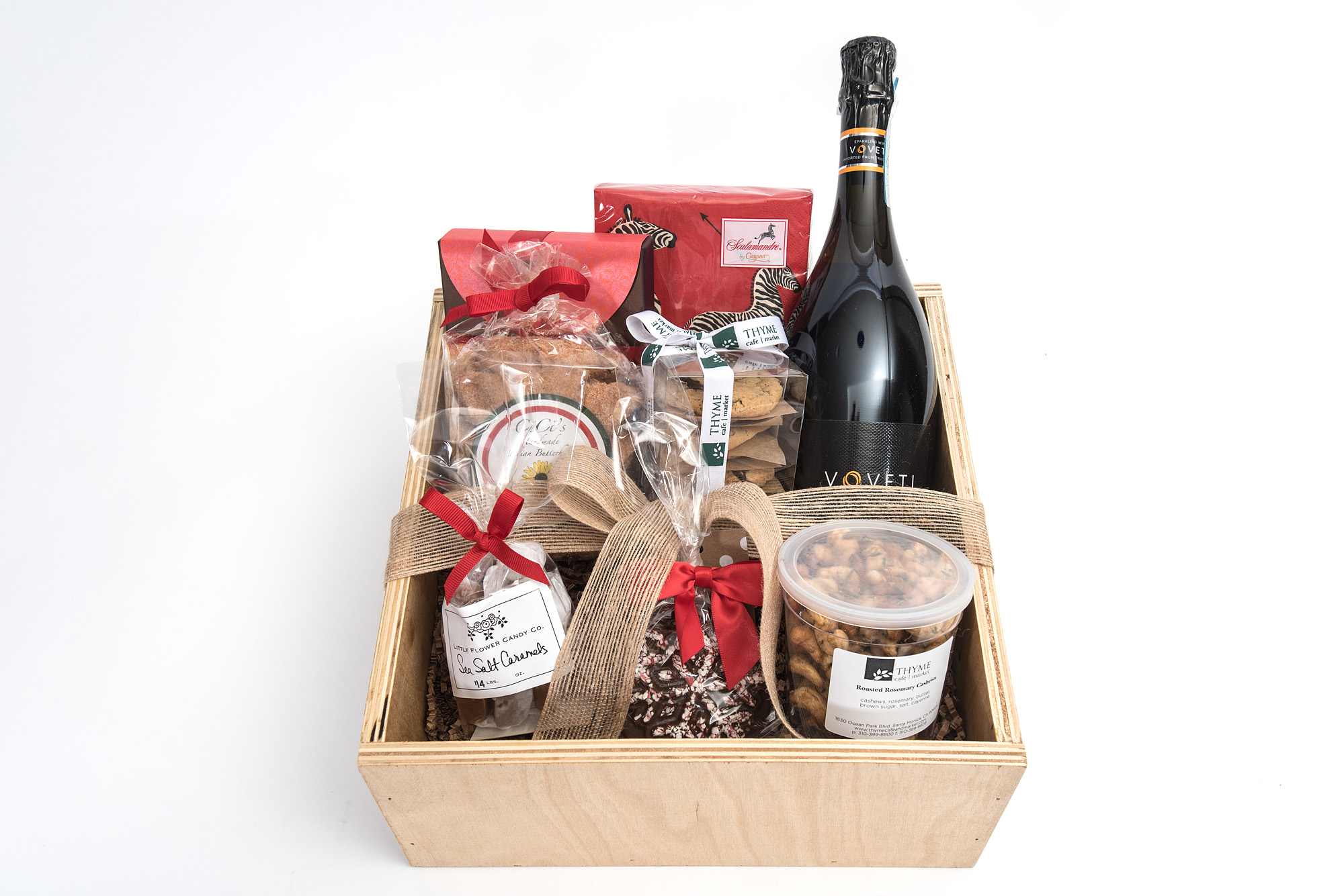 The 2016 eater la holiday gift guide eater la the holidays arent meant for being healthy which is exactly where thyme cafs gift baskets come into play this santa monica marketplace is an easy negle Gallery