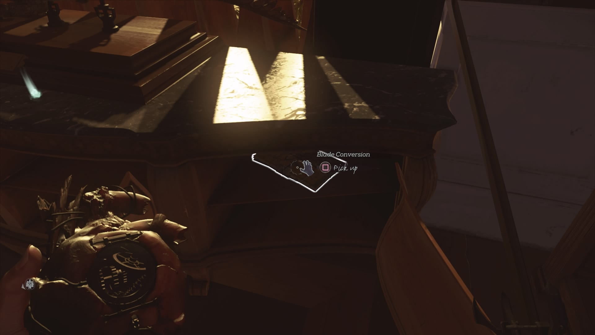Dishonored 2 collectibles level 8 the grand palace polygon duke abeles office is on the fourth floor to the left of the door opposite the dukes desk where youll find the combination for the first captains malvernweather Choice Image