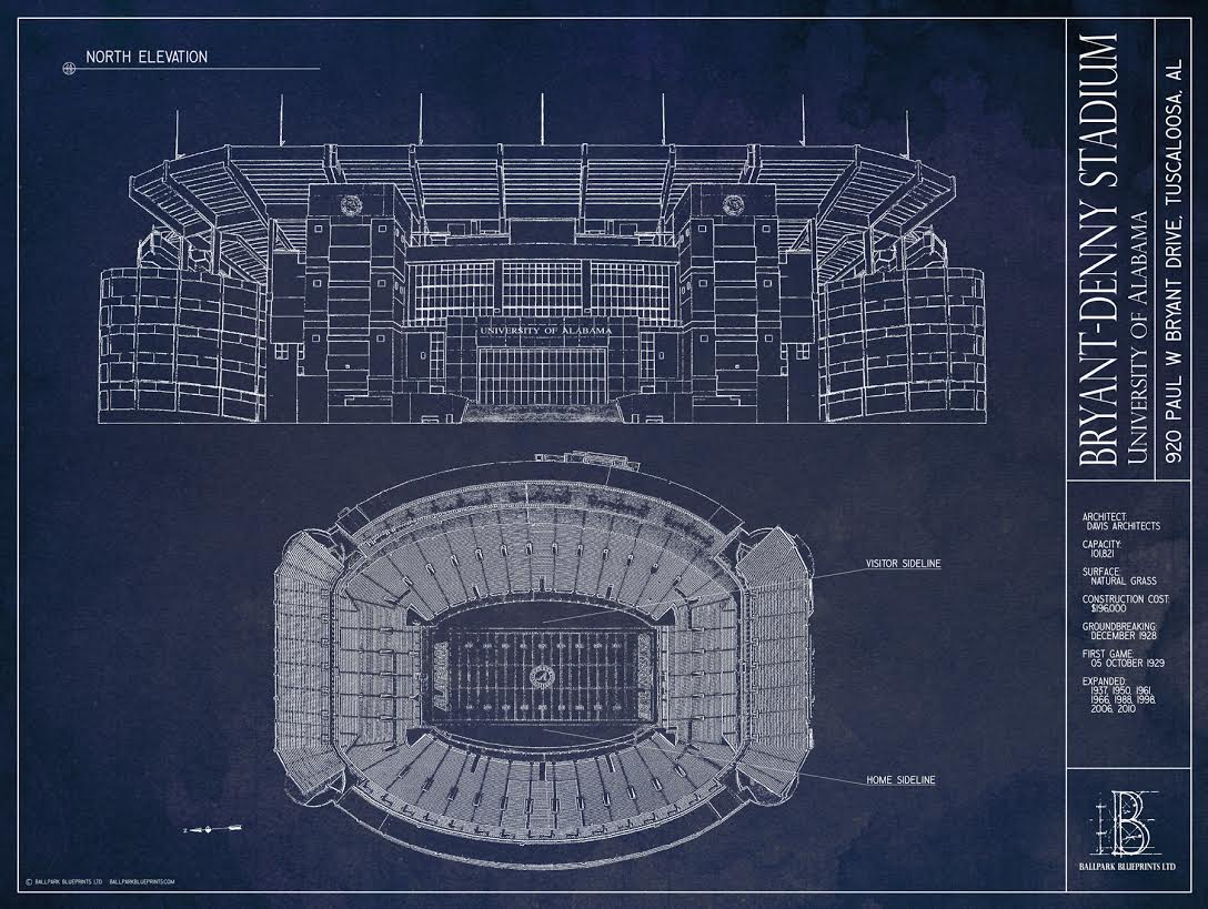 Beautiful bryant denny architectural blueprints now available and beautiful bryant denny architectural blueprints now available and you can win one malvernweather Image collections