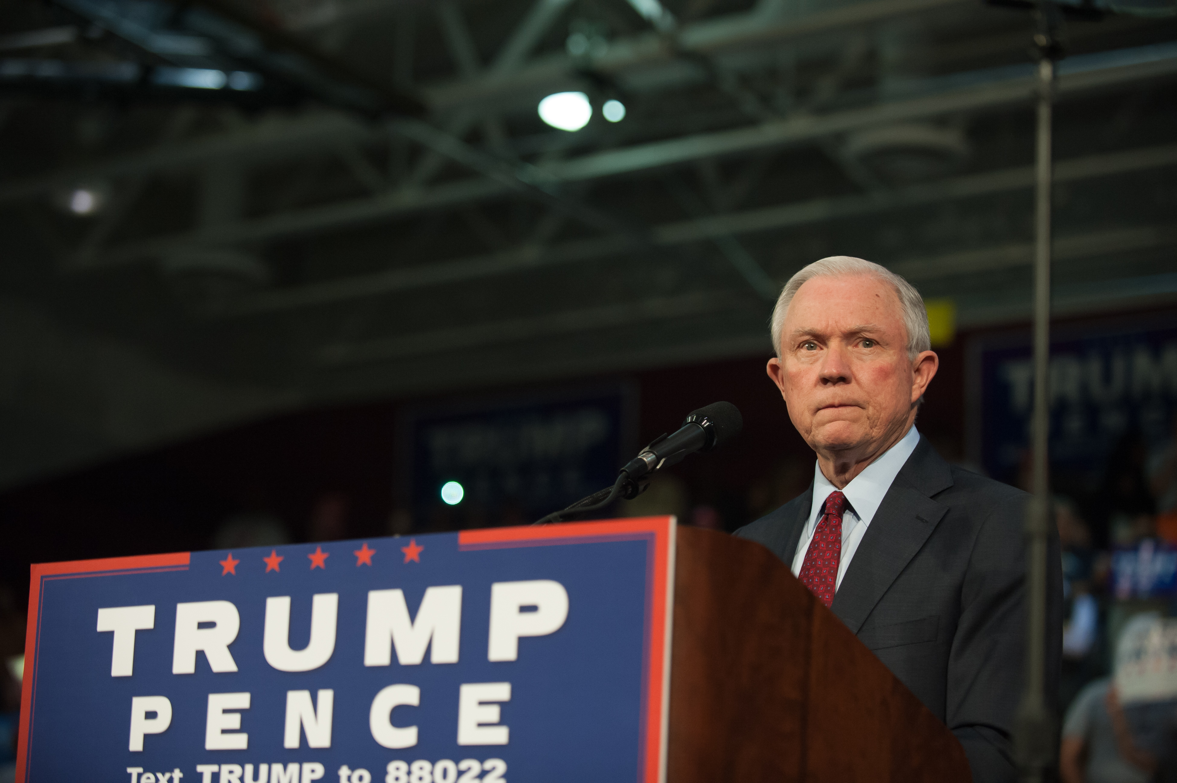 Jeff Sessions, Trump's attorney general, will be a massive setback ...