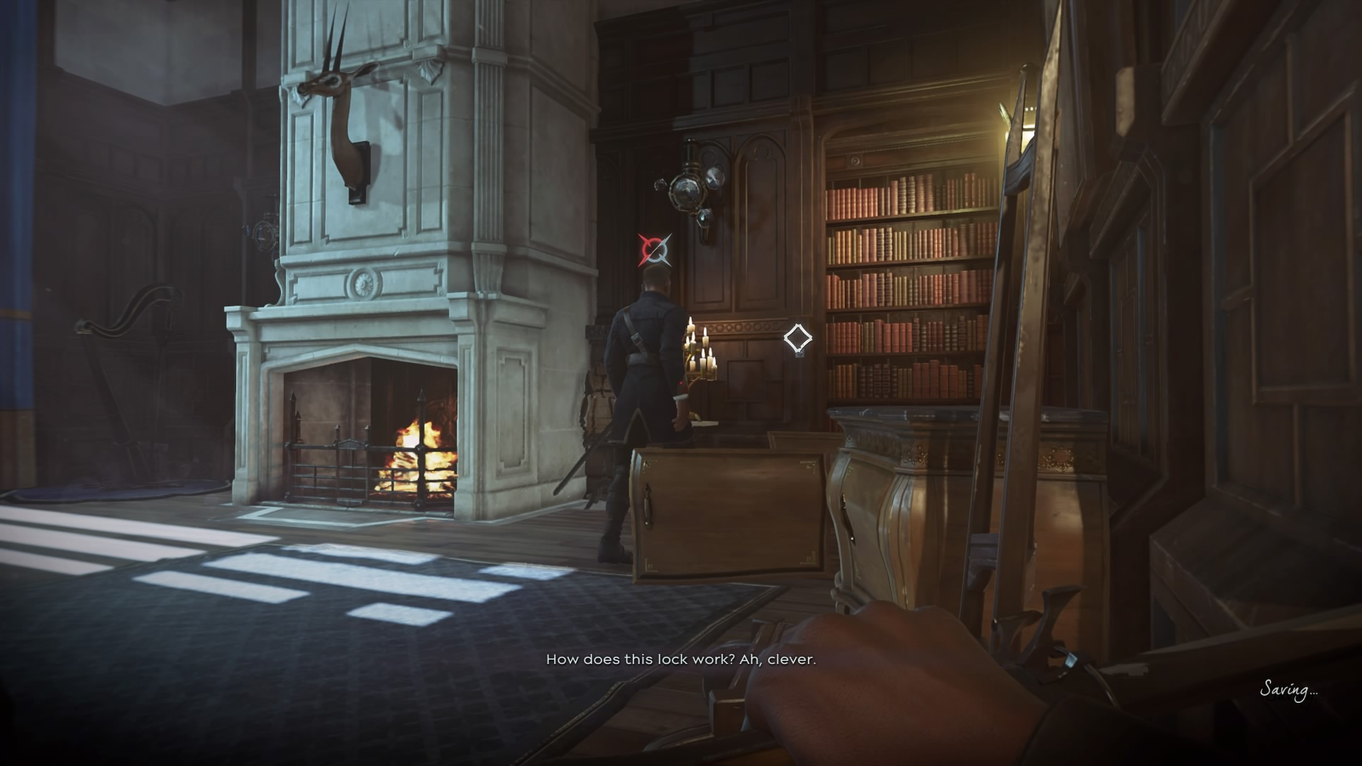 dishonored 2 walkthrough level 1 a long day in dunwall polygon