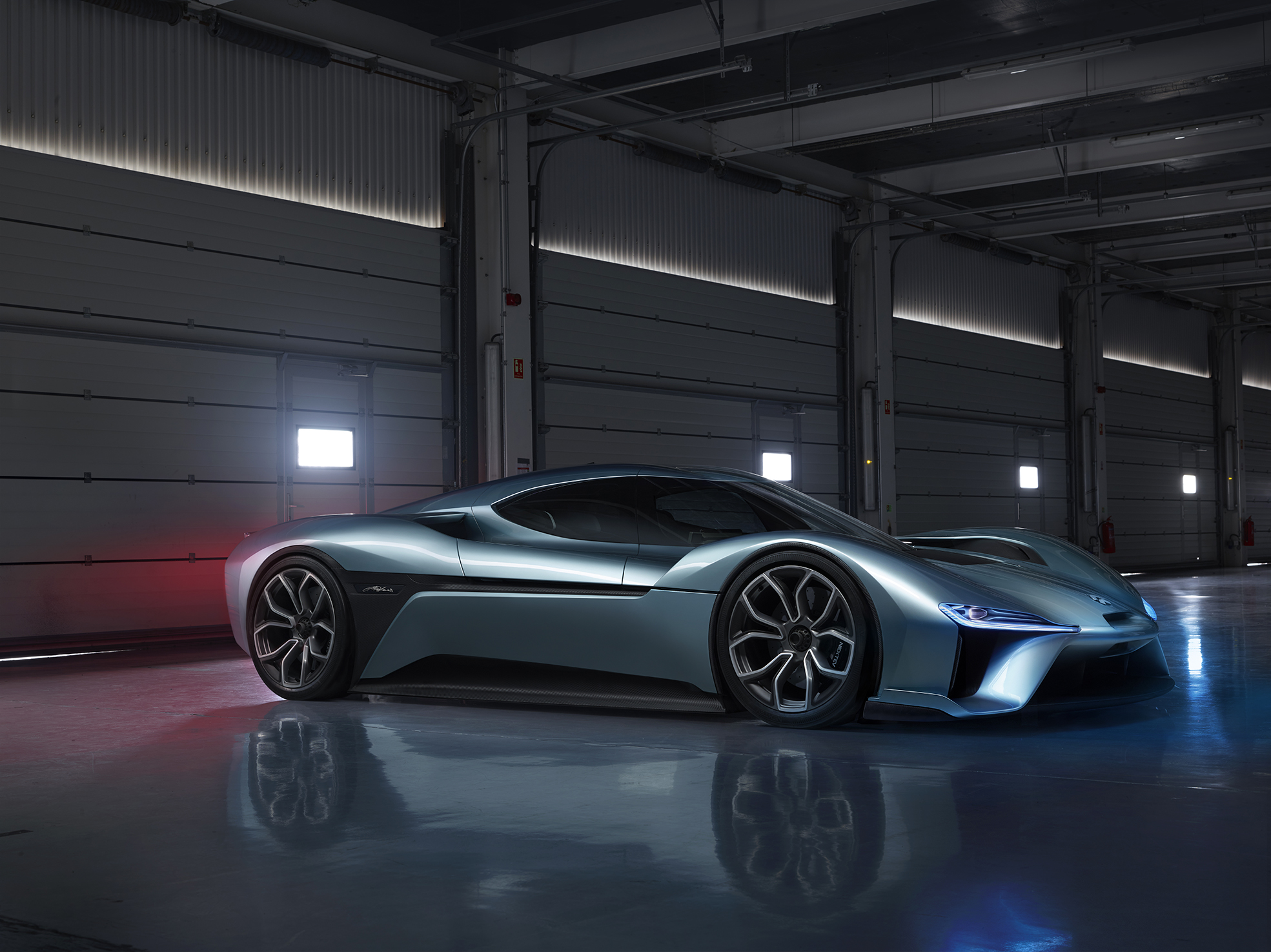 China S Nextev Says Its New Electric Supercar Is The World S