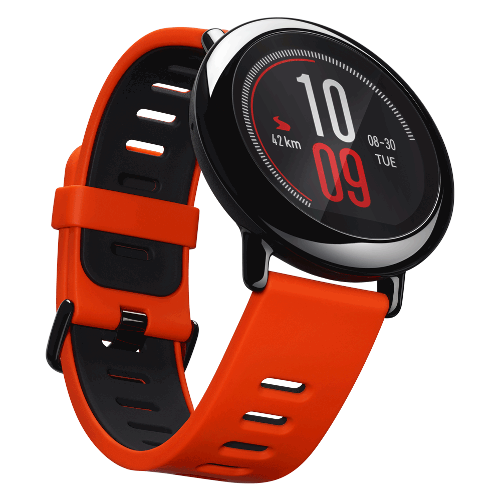 This Cheap Fitness Watch Has Gps Tracking And An Always On