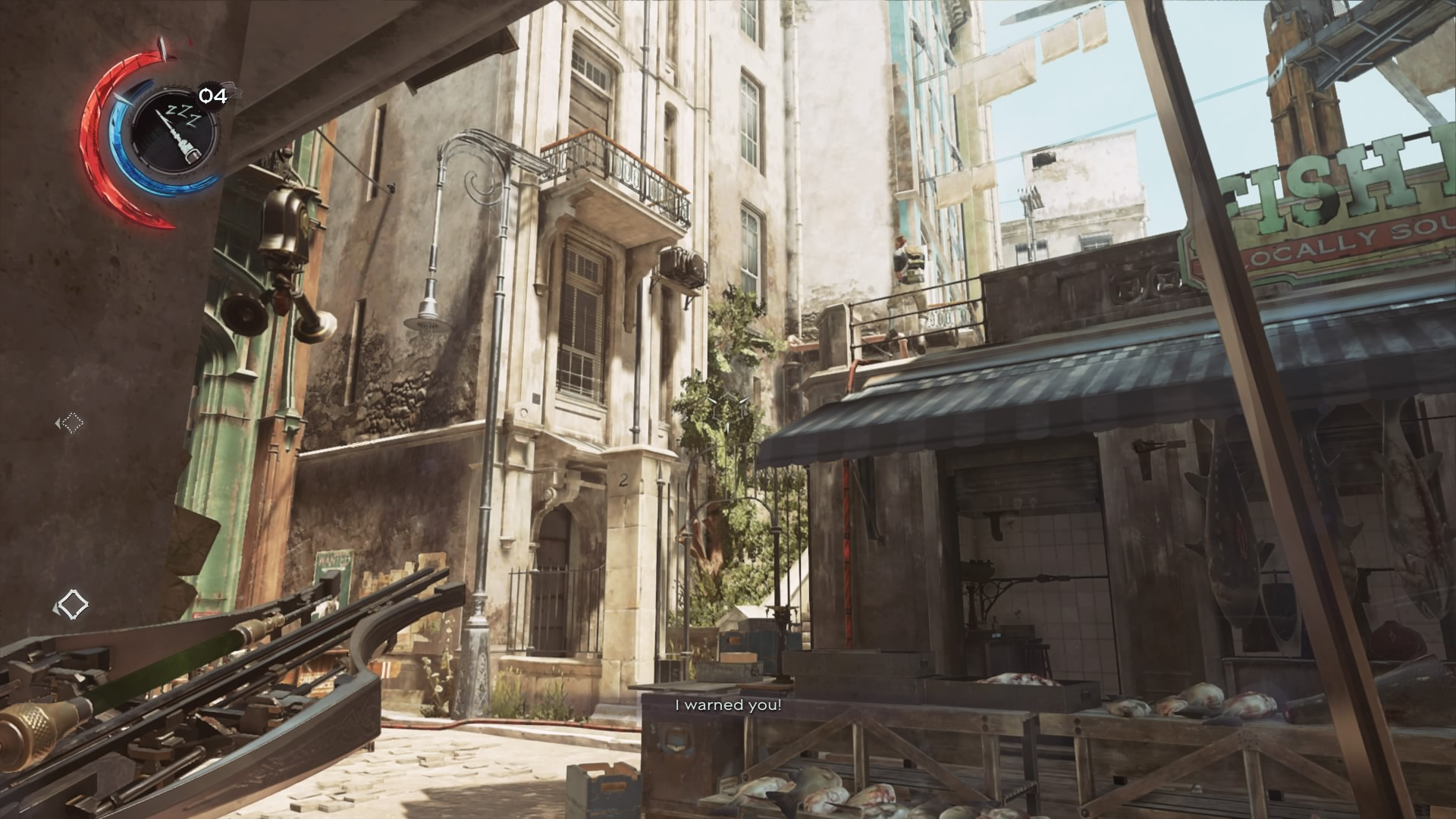 Dishonored 2 Walkthrough Level 2 Edge Of The World Polygon