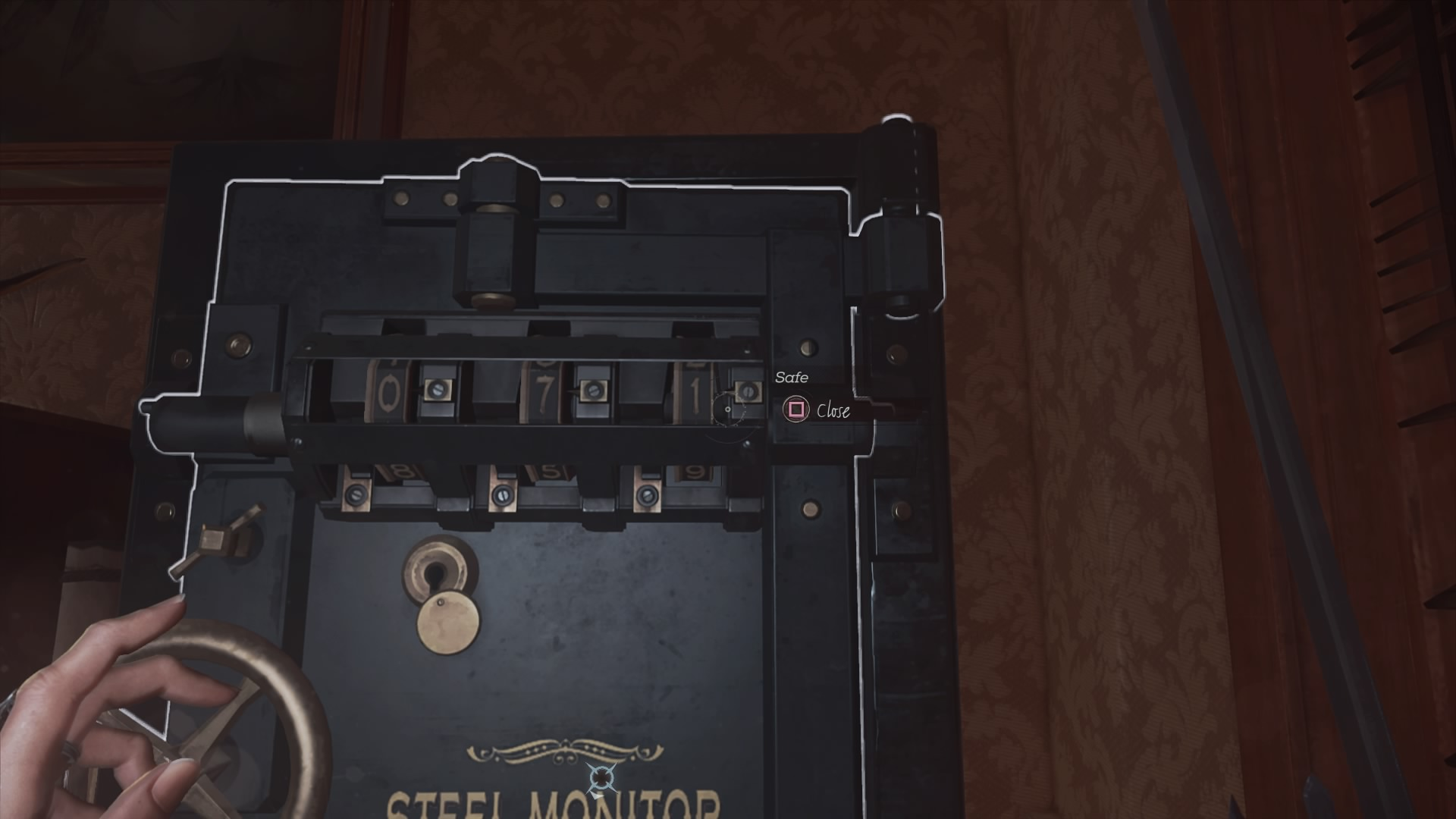 Dishonored  Second Safe Room Key