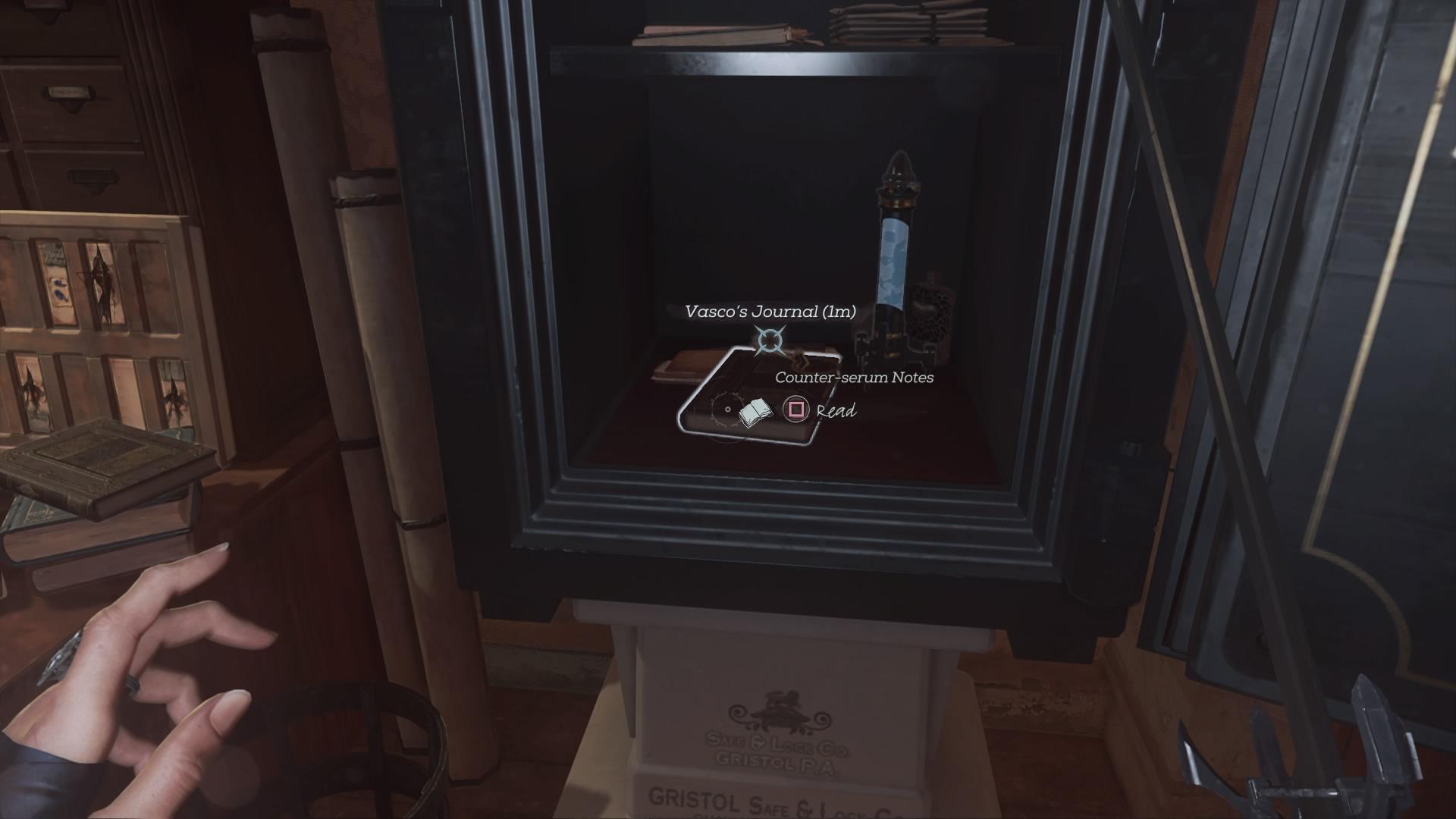 Hamilton S Room Key Dishonored