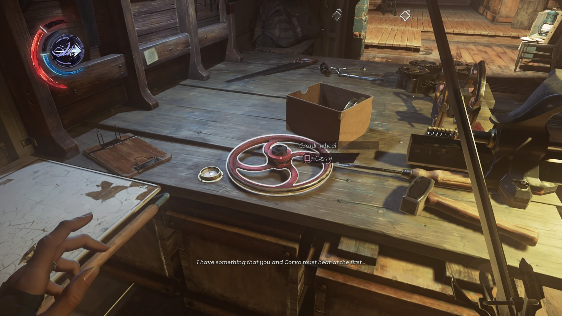 electroshock machine dishonored 2