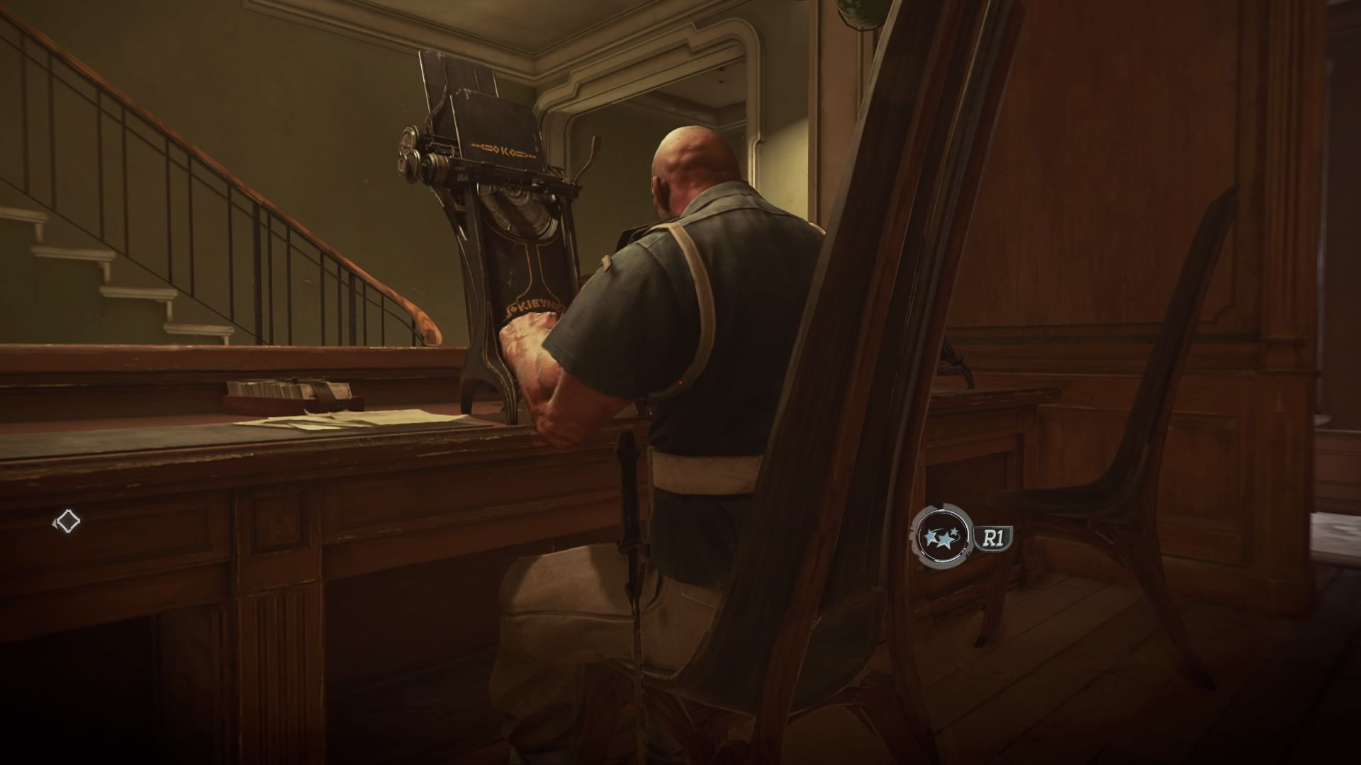 How To Get Out Of Piano Room Dishonored