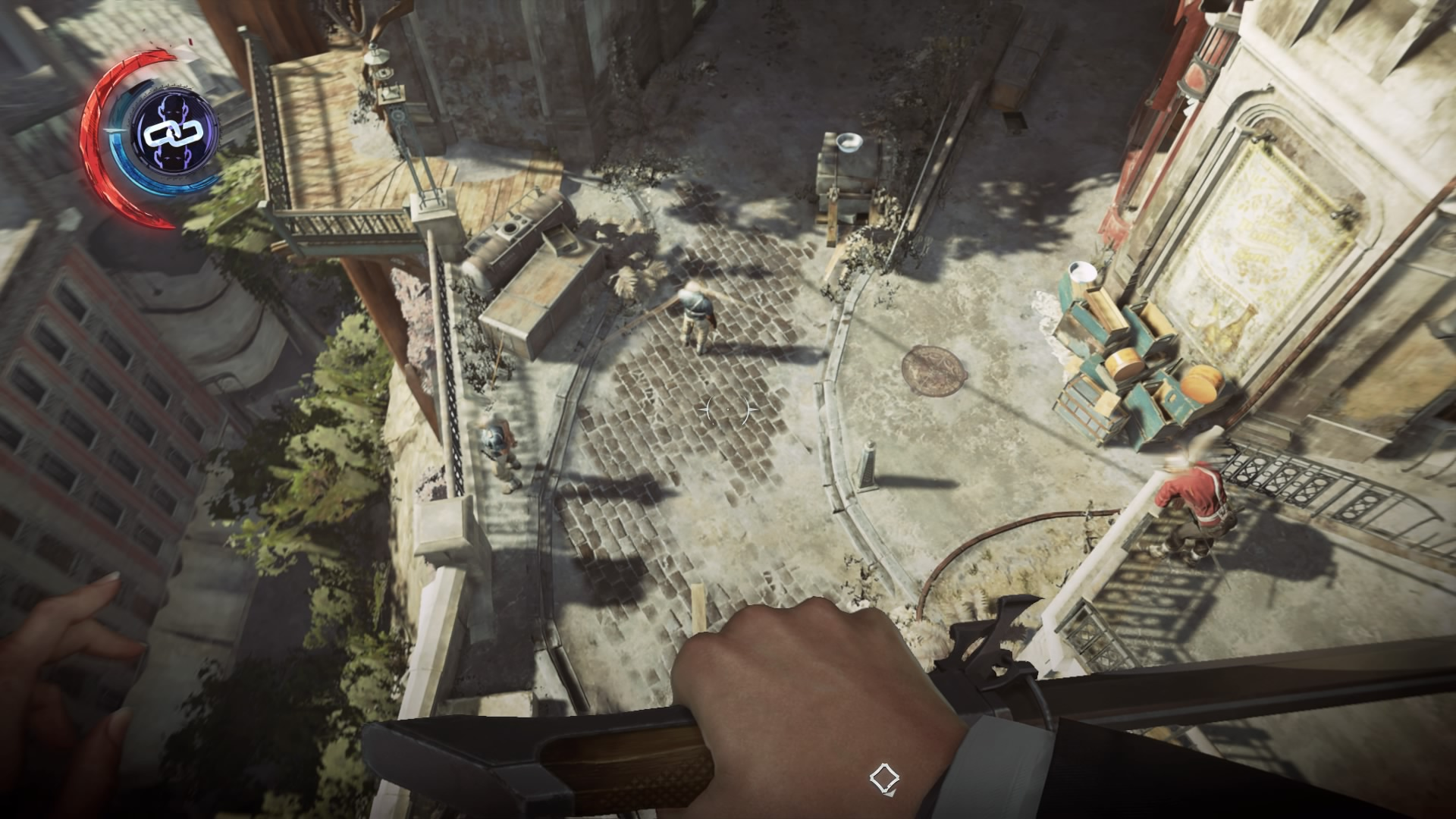 Dishonored 2 Walkthrough Level 6 Dust District Polygon
