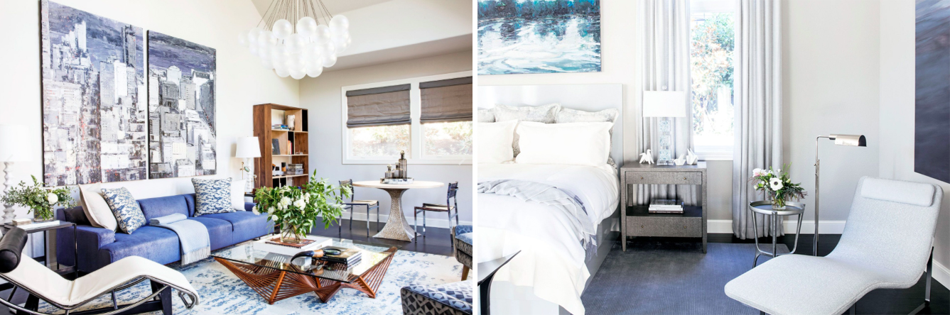 Right: The Right Gray Can Make A Room Feel Light And Airy. This Space  Features Walls Painted Balboa Mist By Benjamin Moore. Left: The Gray  Background In ... Part 53