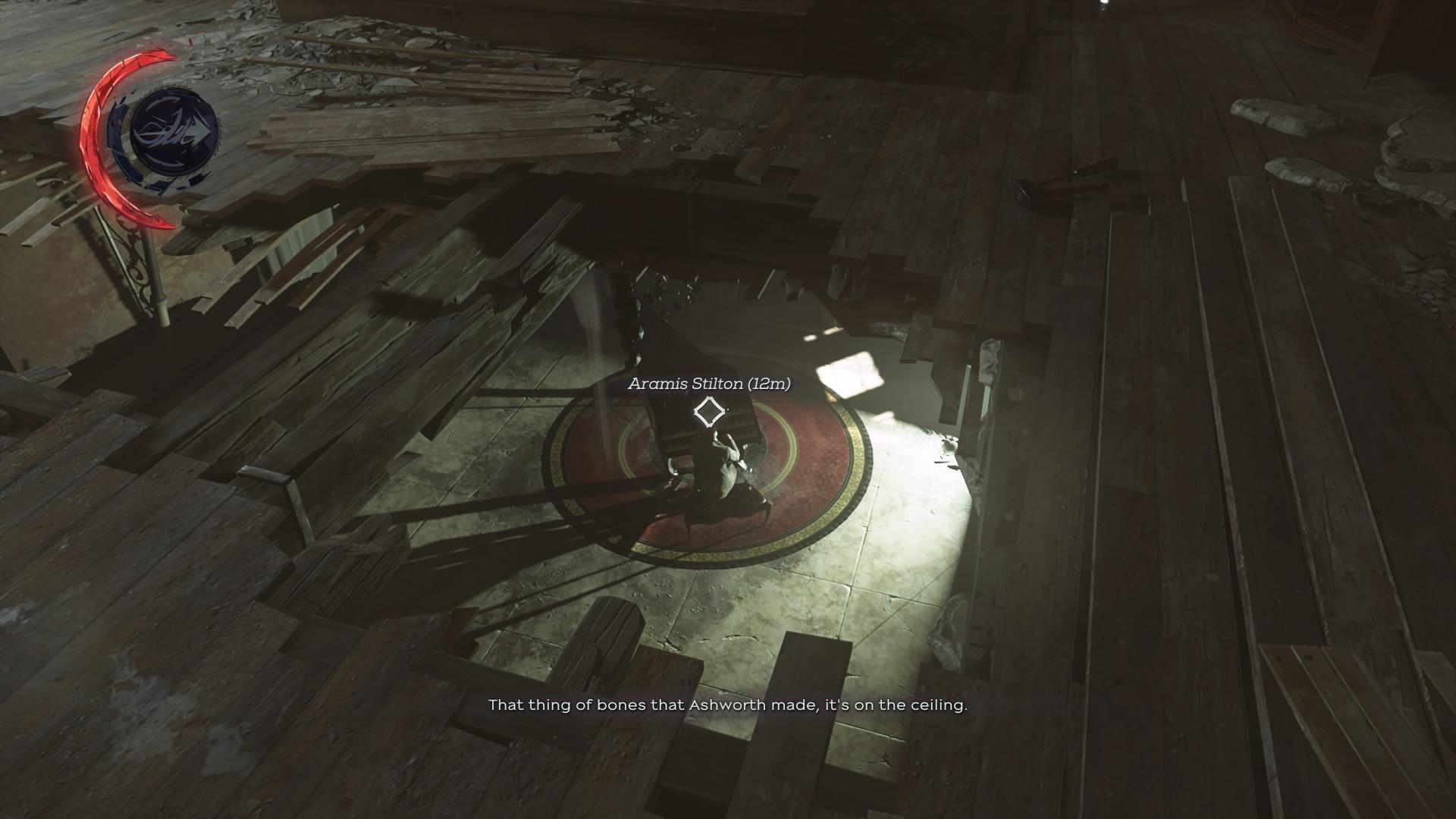 Dishonored  Rune Room Stilton Manor