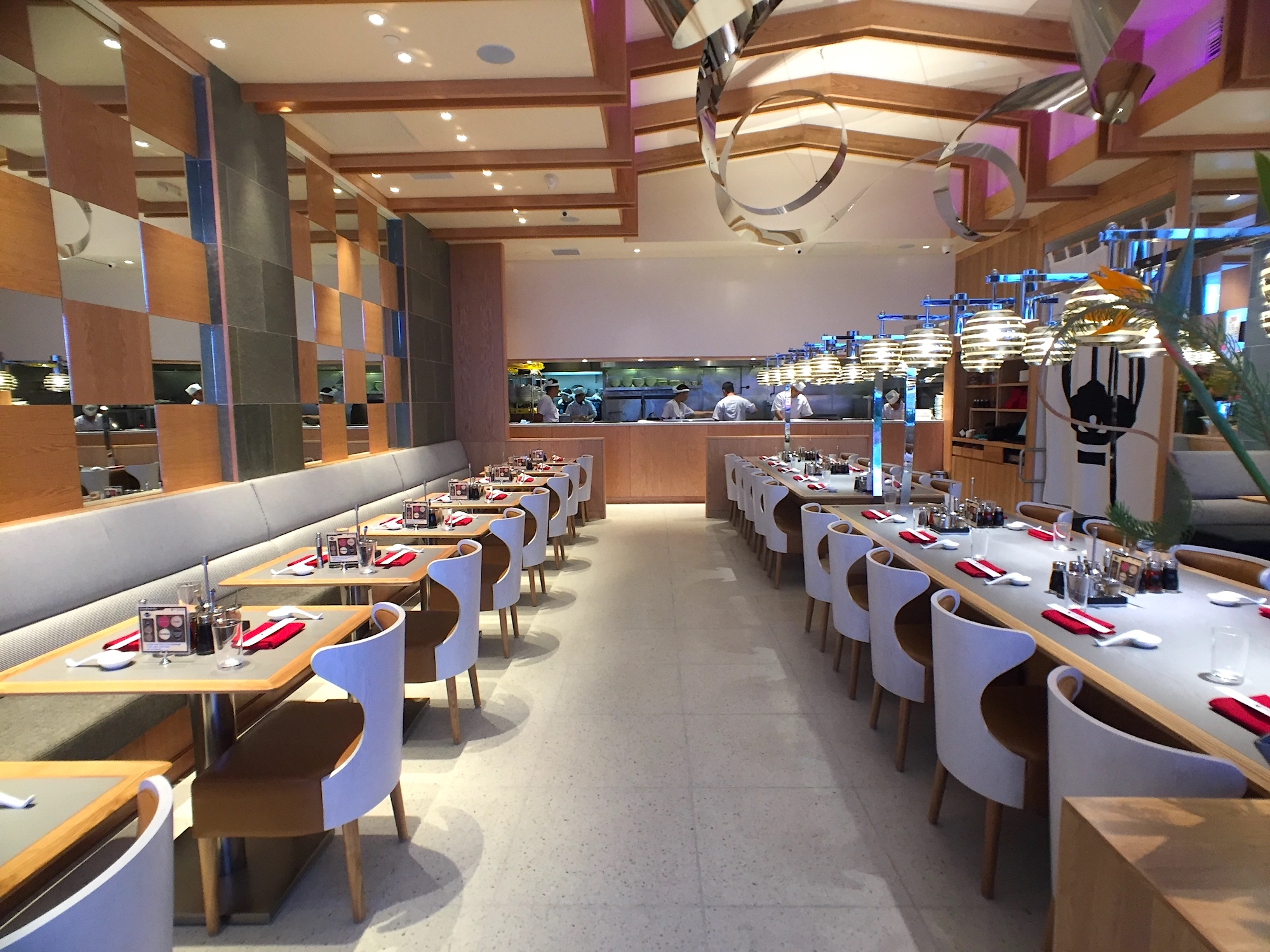 Inside Tsujita S Brand New Expansion In Glendale Eater La