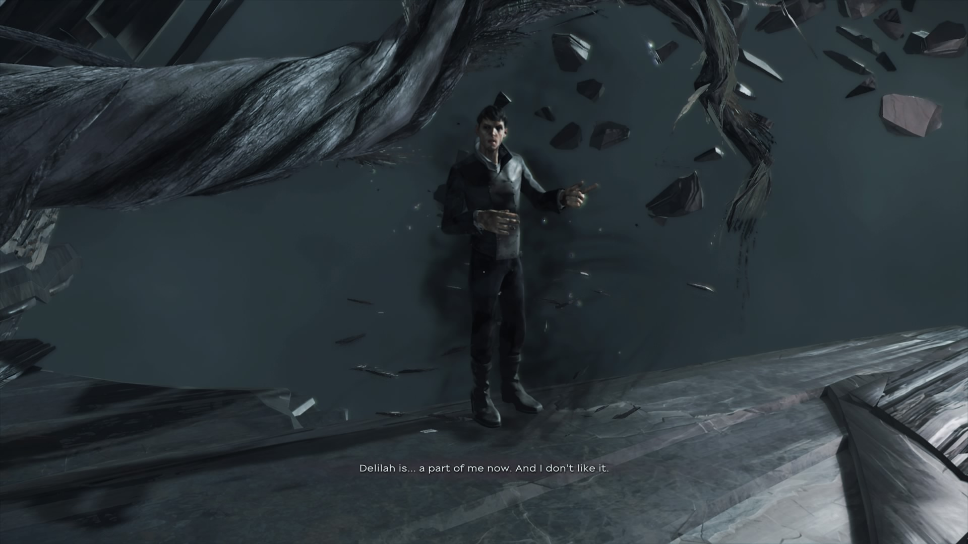 Dishonored 2 Walkthrough Level 7 A Crack In The Slab
