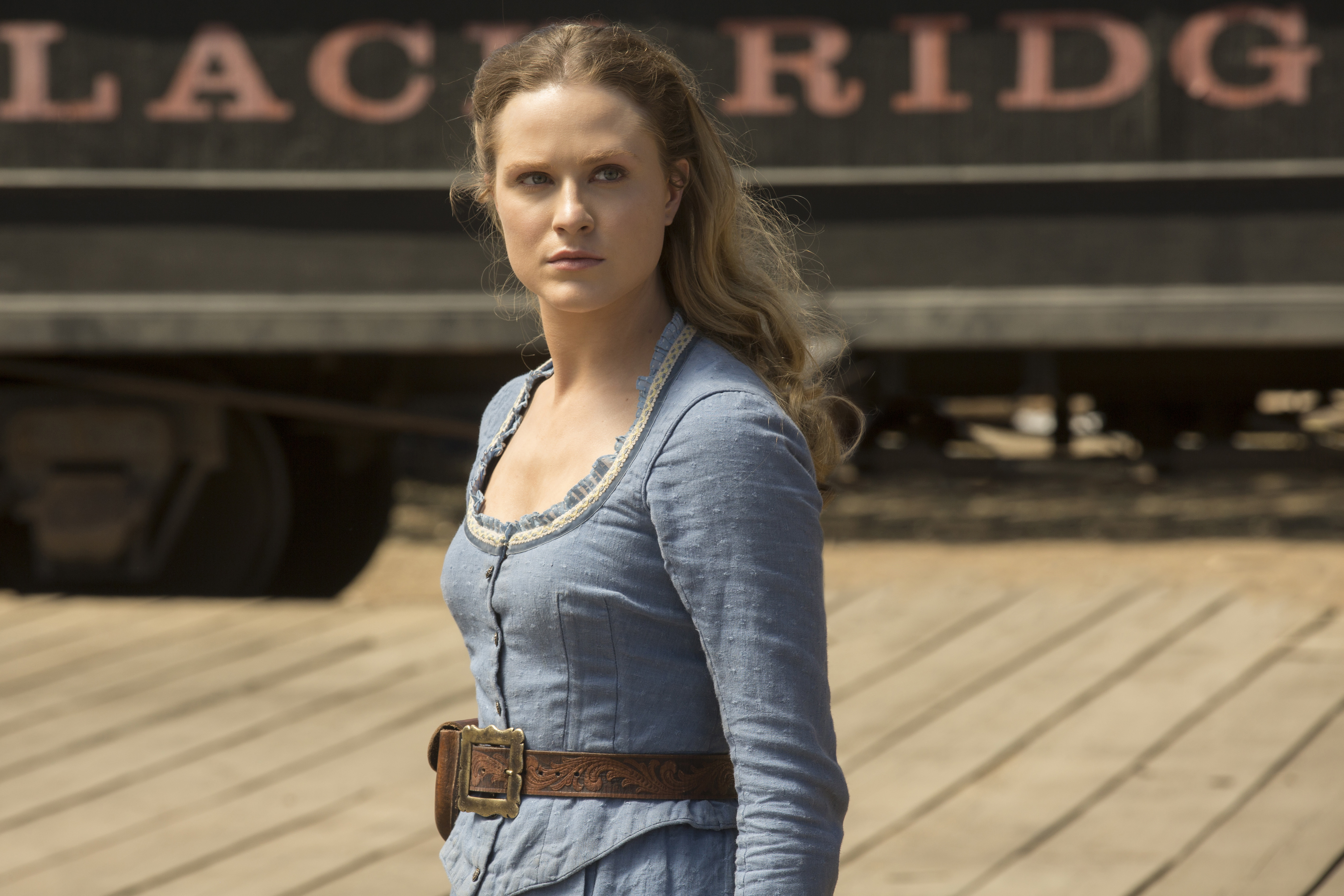 Westworld - Dolores in Sweetwater