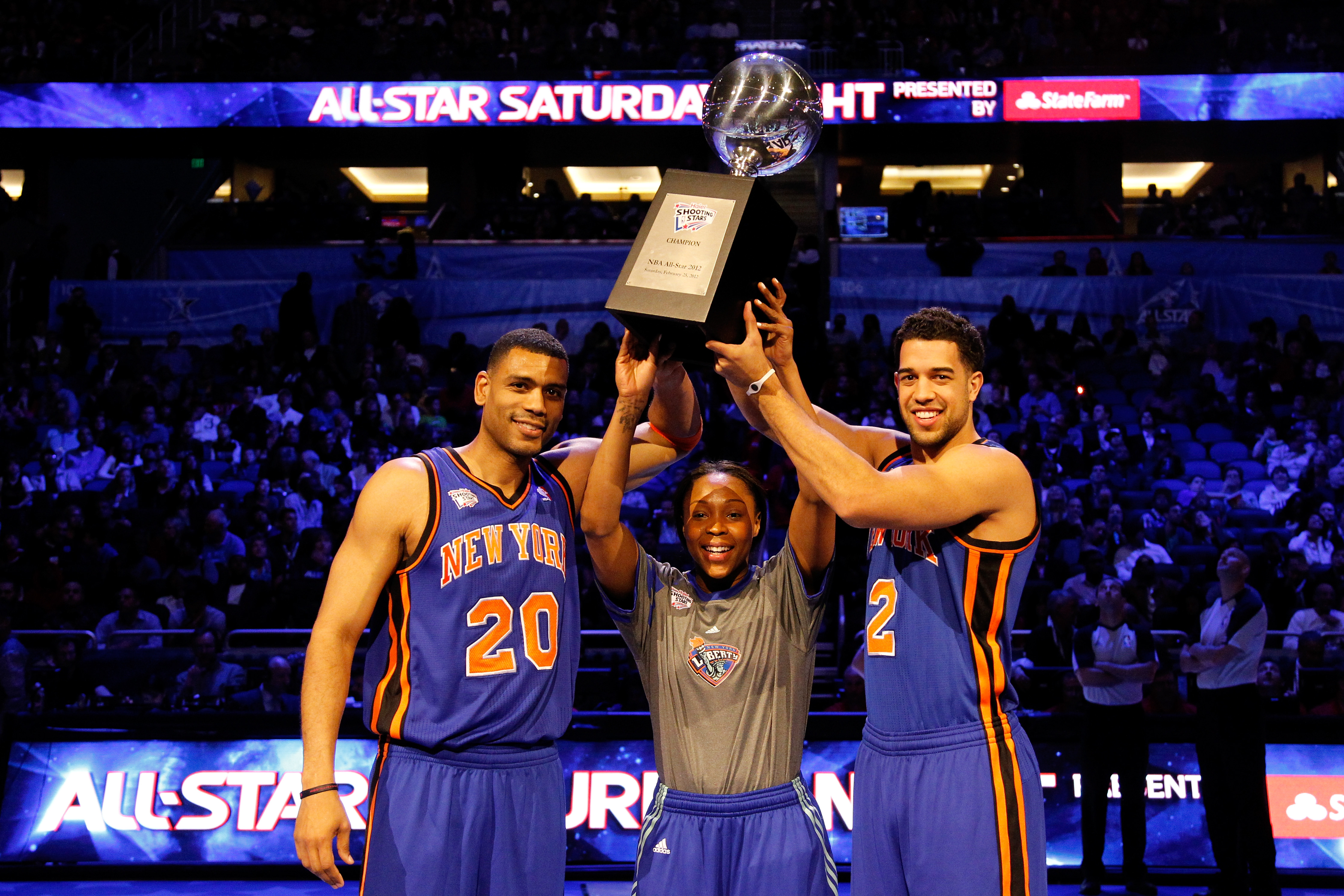 Knights in the Pros Special Event RU to retire Cappie Pondexter s