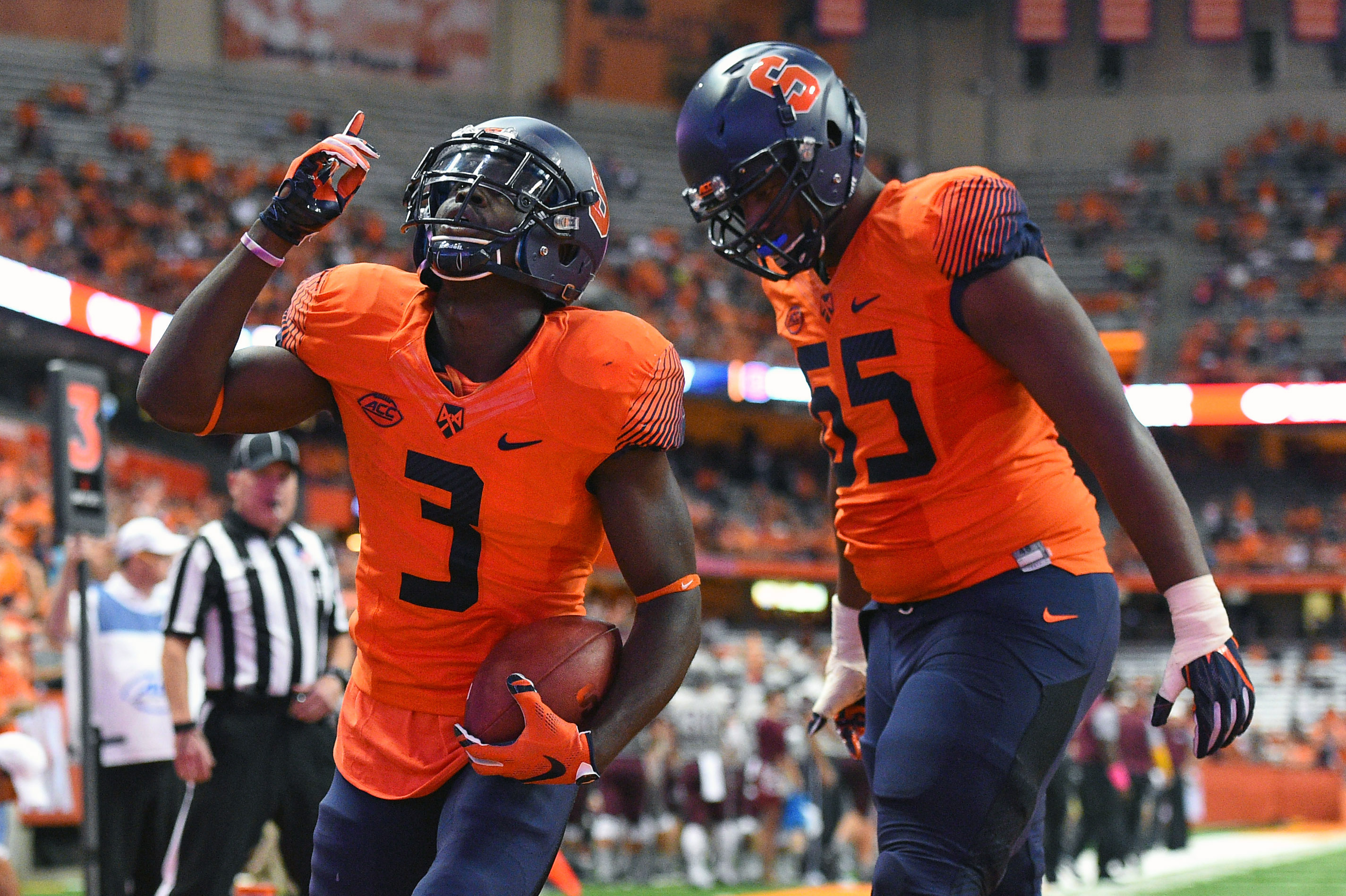 Here we find the Orange as really the divider between the haves and  have-nots of the ACC uniform world. Bringing in Orange jerseys ... 368b08e80