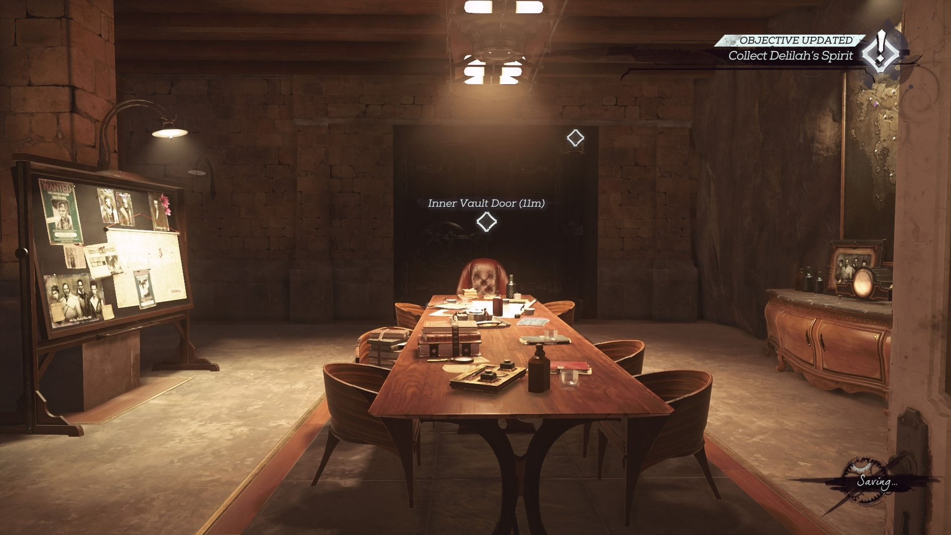 dishonored 2 how to get out of room
