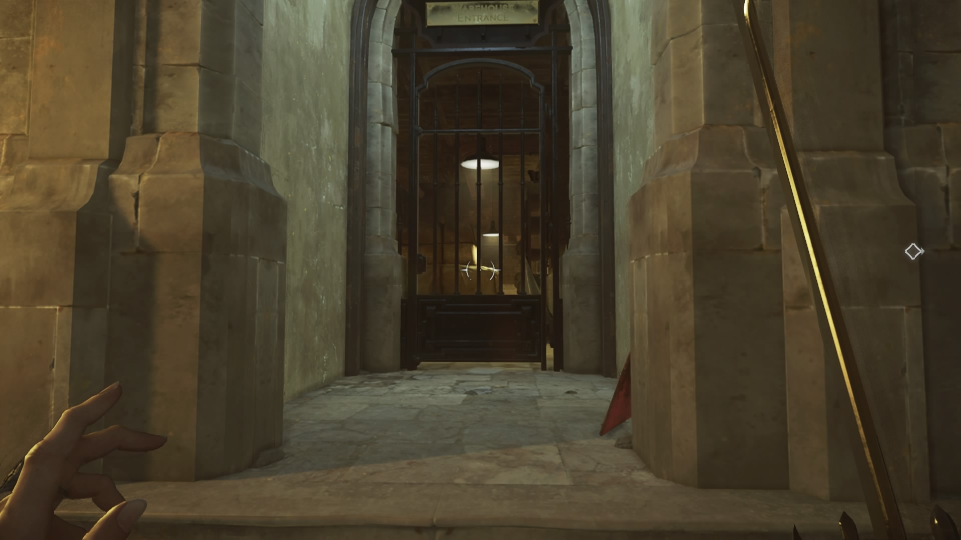 Lighting Basement Washroom Stairs: Dishonored 2 Walkthrough Level 9: Death To The Empress