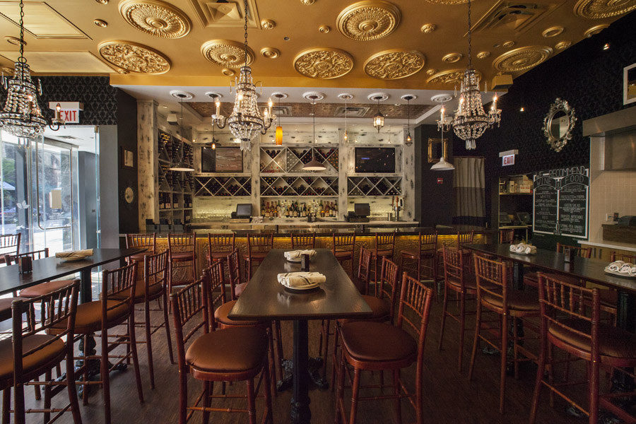 Enolo Wine Bar Opening Thursday In The Former Bombay