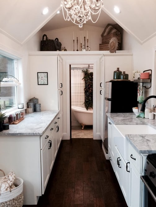 This U201crustic Chicu201d Build Portland Based Luxury Tiny House Specialists Tiny  Heirloom Combines Traditional U201cvintage Glamu201d Looks With High End, ...