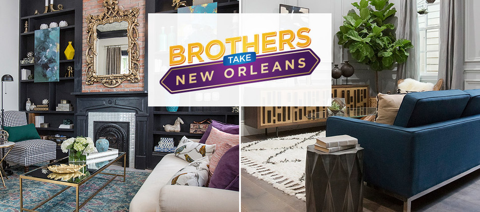 New Orleansbased interior designers cast in The Property Brothers