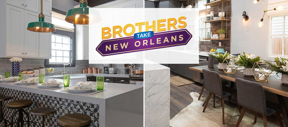 New Orleans Based Interior Designers Cast In The Property Brothersu0027 Local  Show