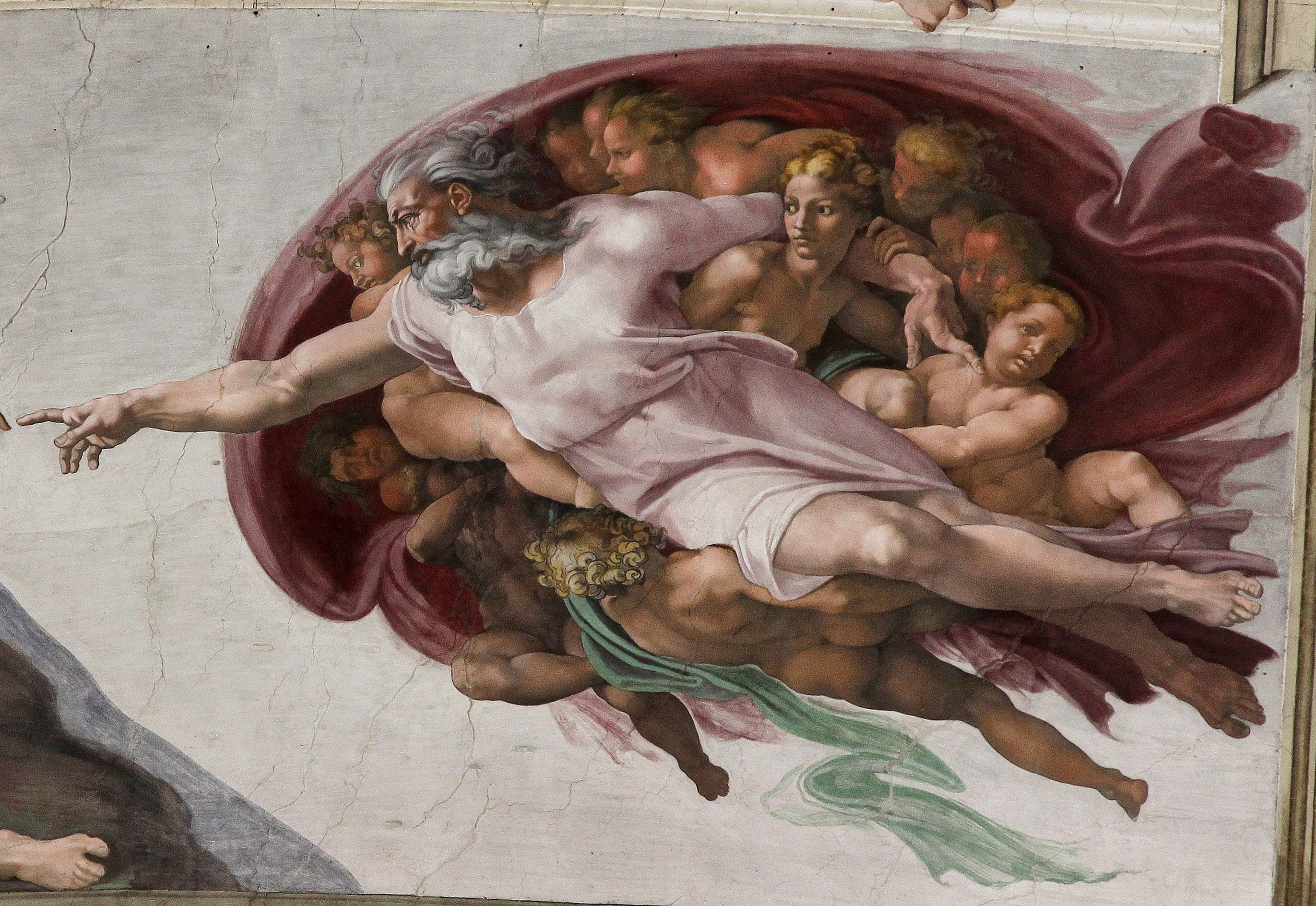 leonardo da vinci and the sistine chapel history essay Michelangelo and leonardo da vinci courtesy of wwwmichelangeloorg: michelangelo when pope julius ii handed him the commission for the sistine chapel.