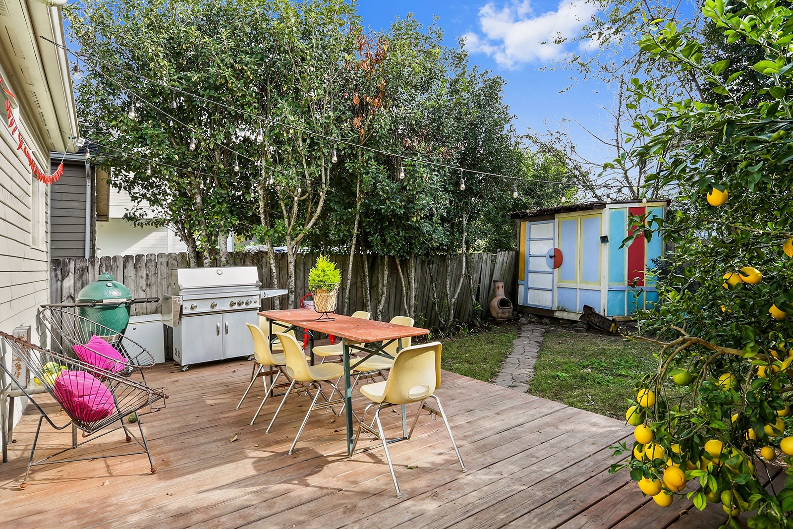 quirky uptown cottage hits market at 460k curbed new orleans