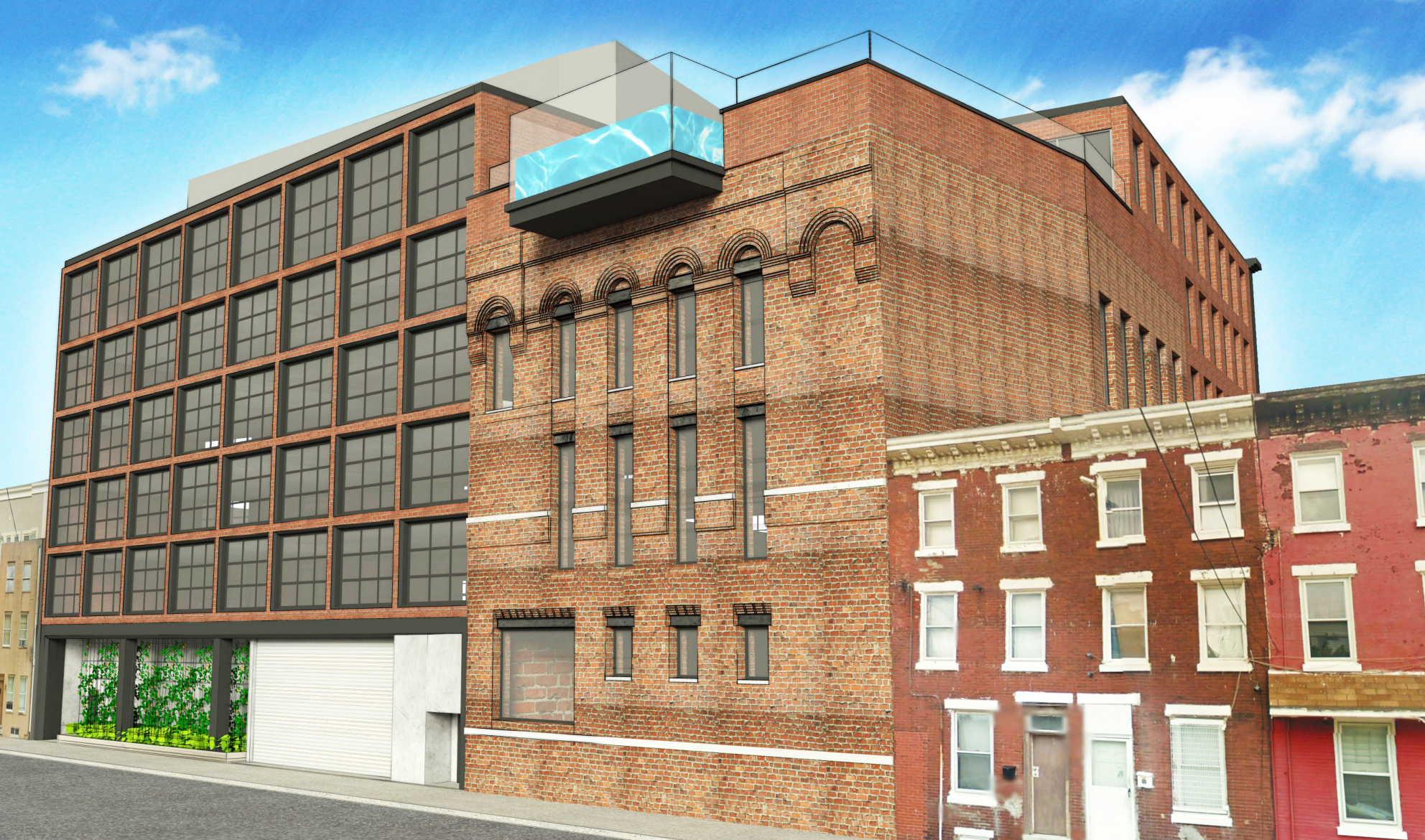 Demolition permits issued for site of proposed Fishtown hotel