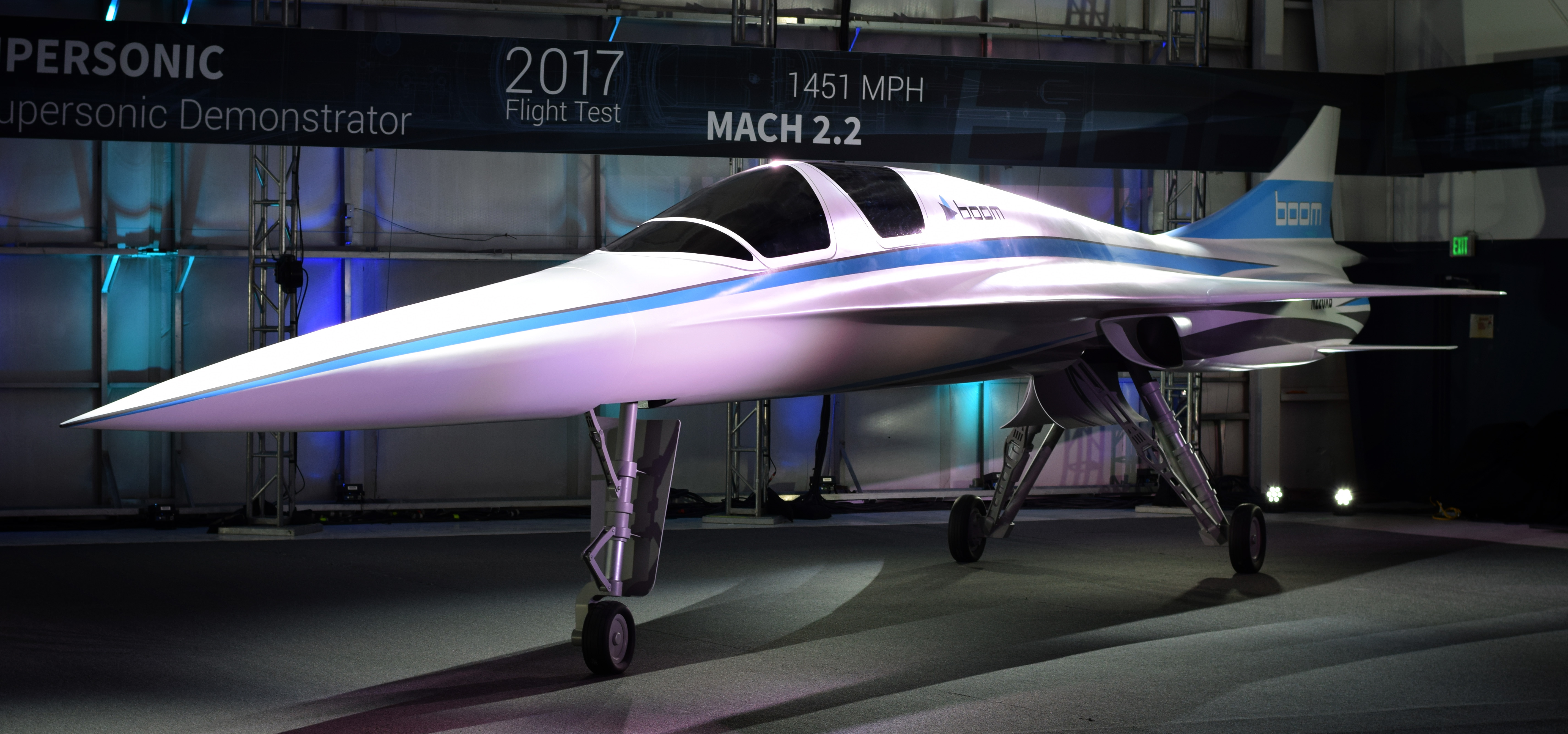With the recent advances in technology and design aircraft concepts - How New Technology Could Make Supersonic Flight Viable Again