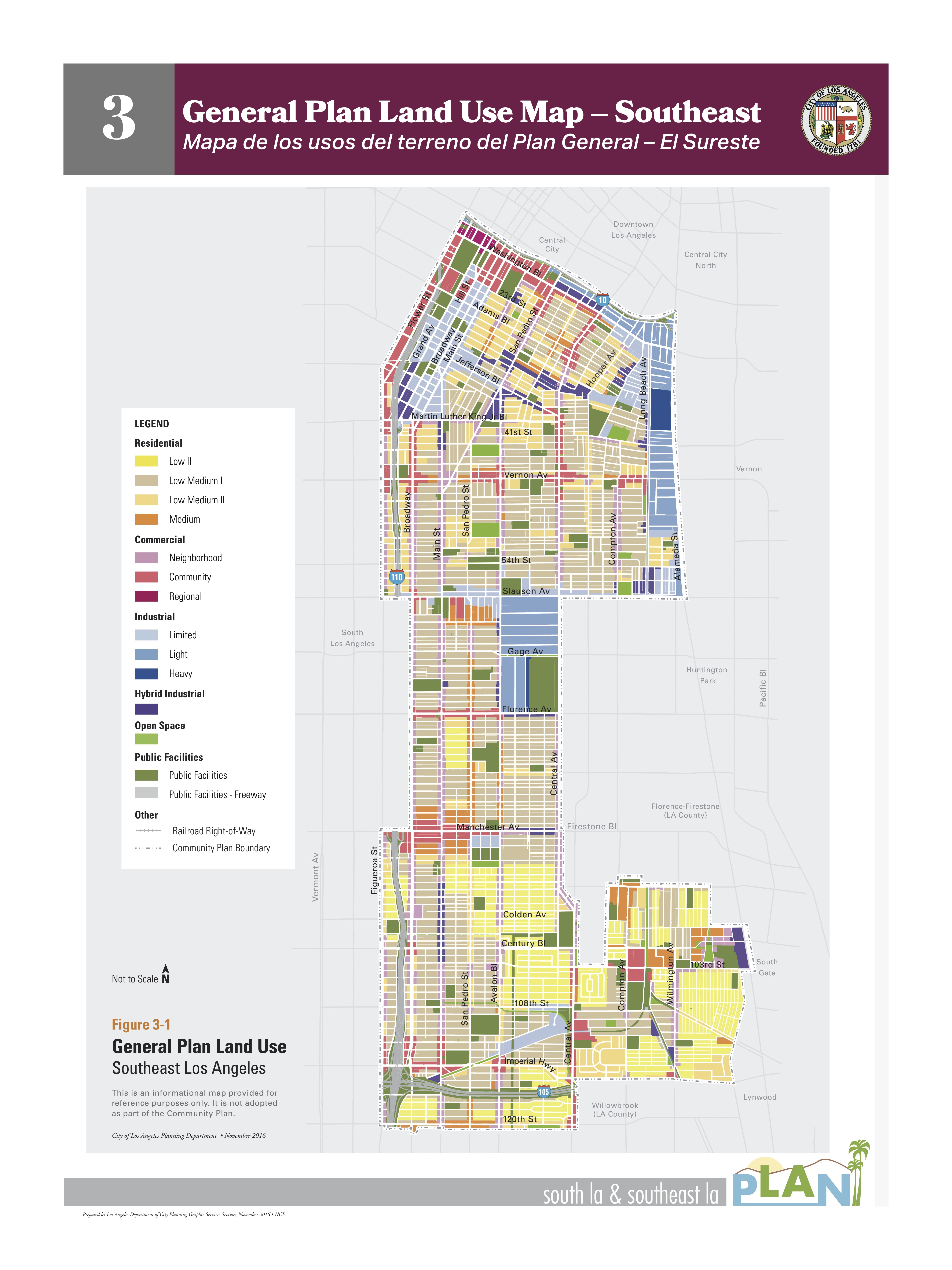 Things To Know About The New Community Plans That Will Guide - Los angeles zoning map